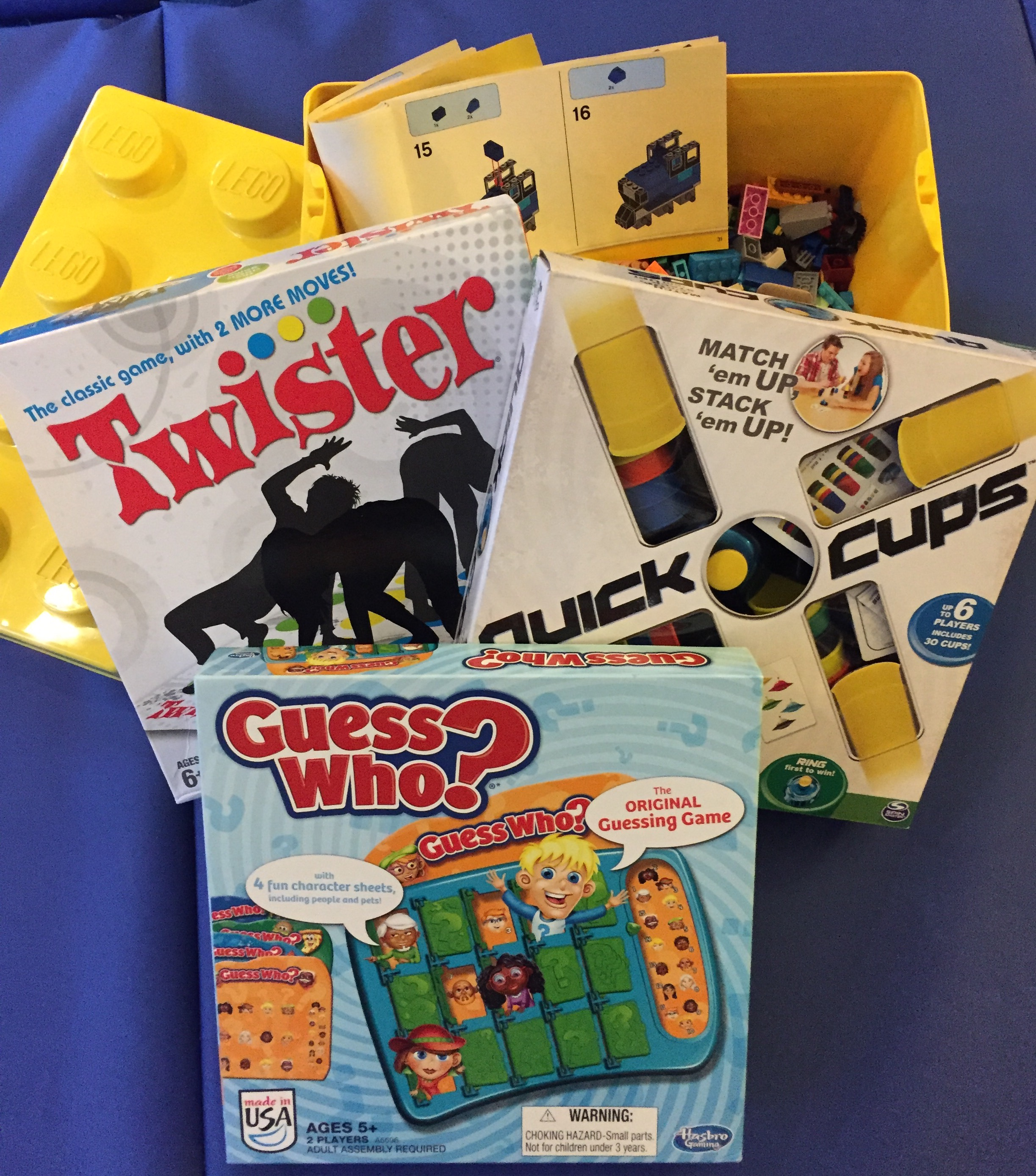 OT Activity of the Day- Game for your 5-6 year old