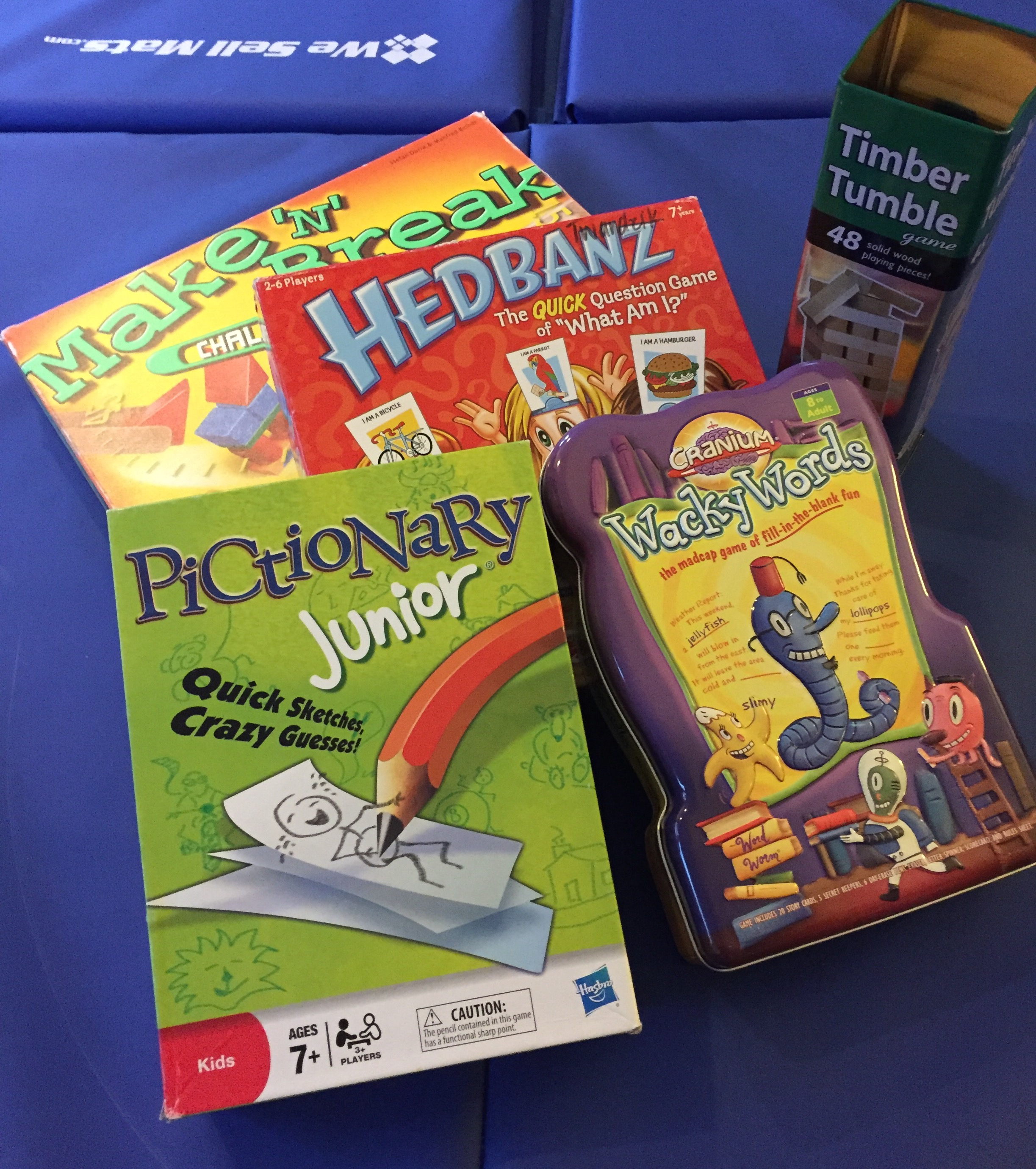 OT Activity of the Day- Games for your 8 year old