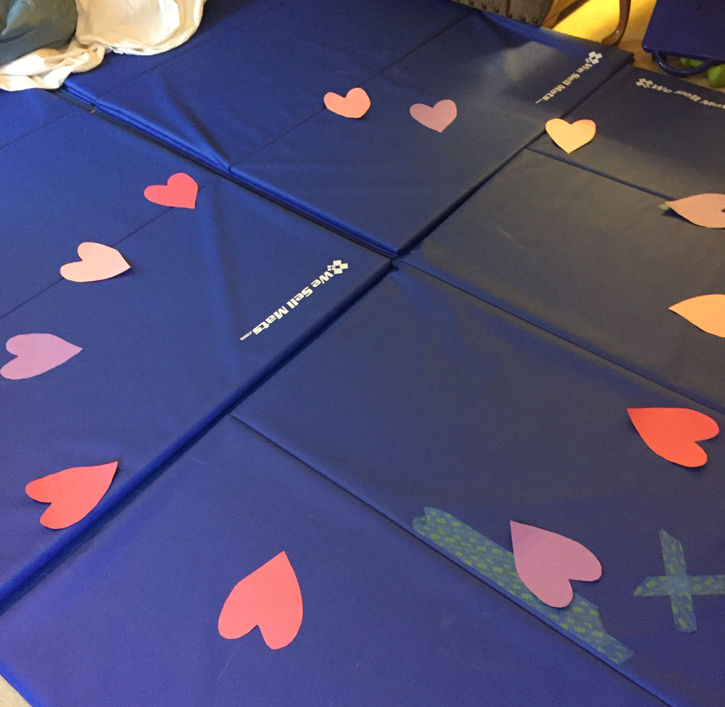 OT Activity of the Day-Valentine's Day movement activity