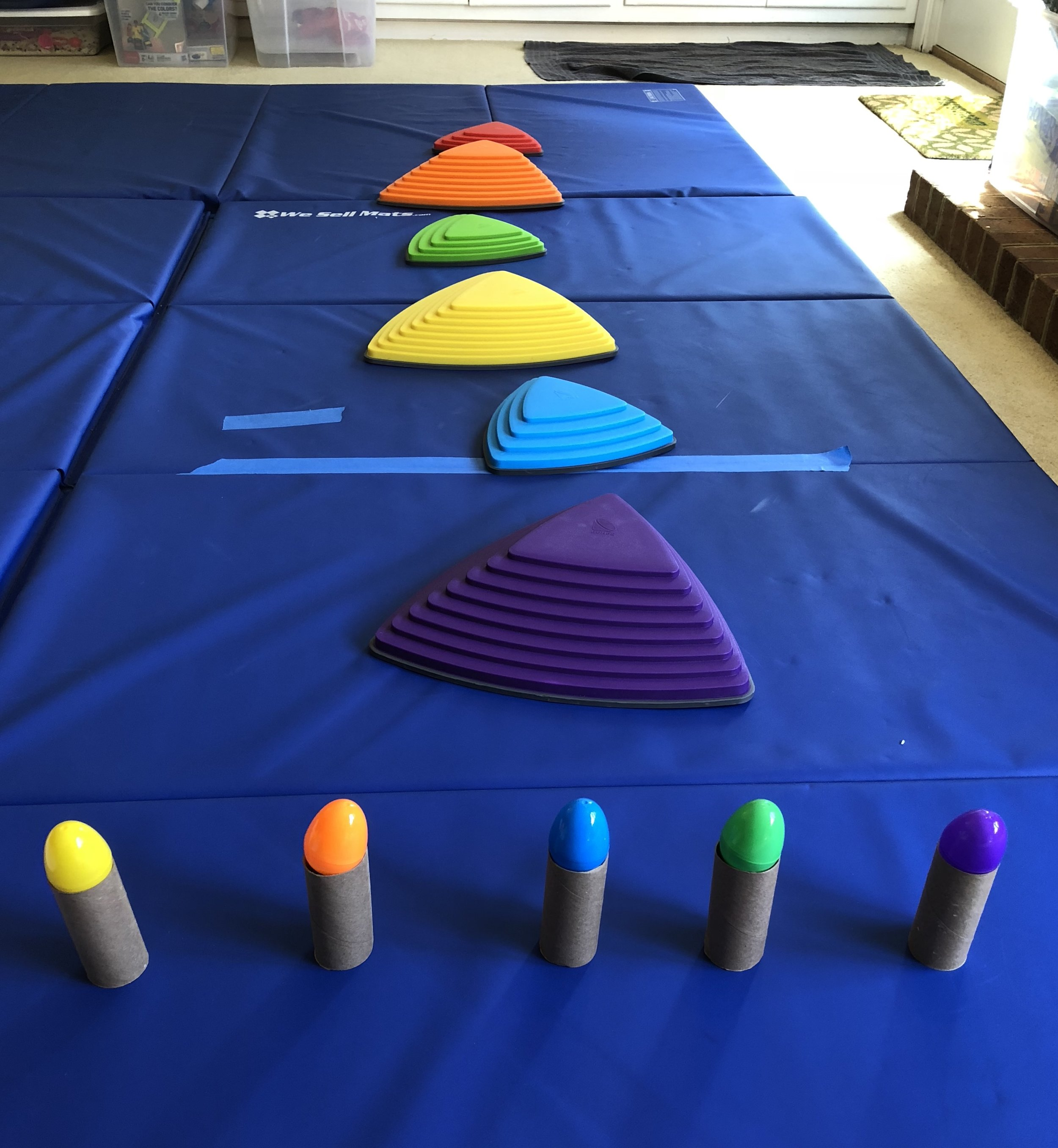 OT Activity of the Day- Gross Motor Skills
