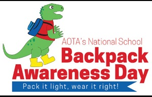 Backpack Awareness Day!