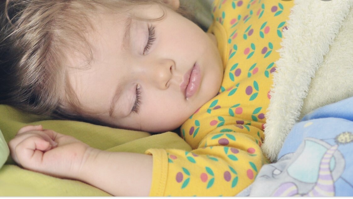 OT Activity of the Day- Sleeping Tips