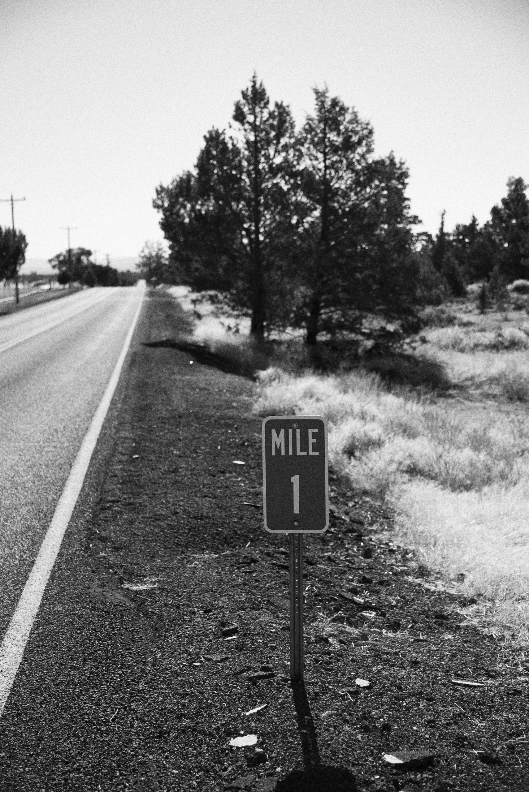 Mile One, Oregon, 2015