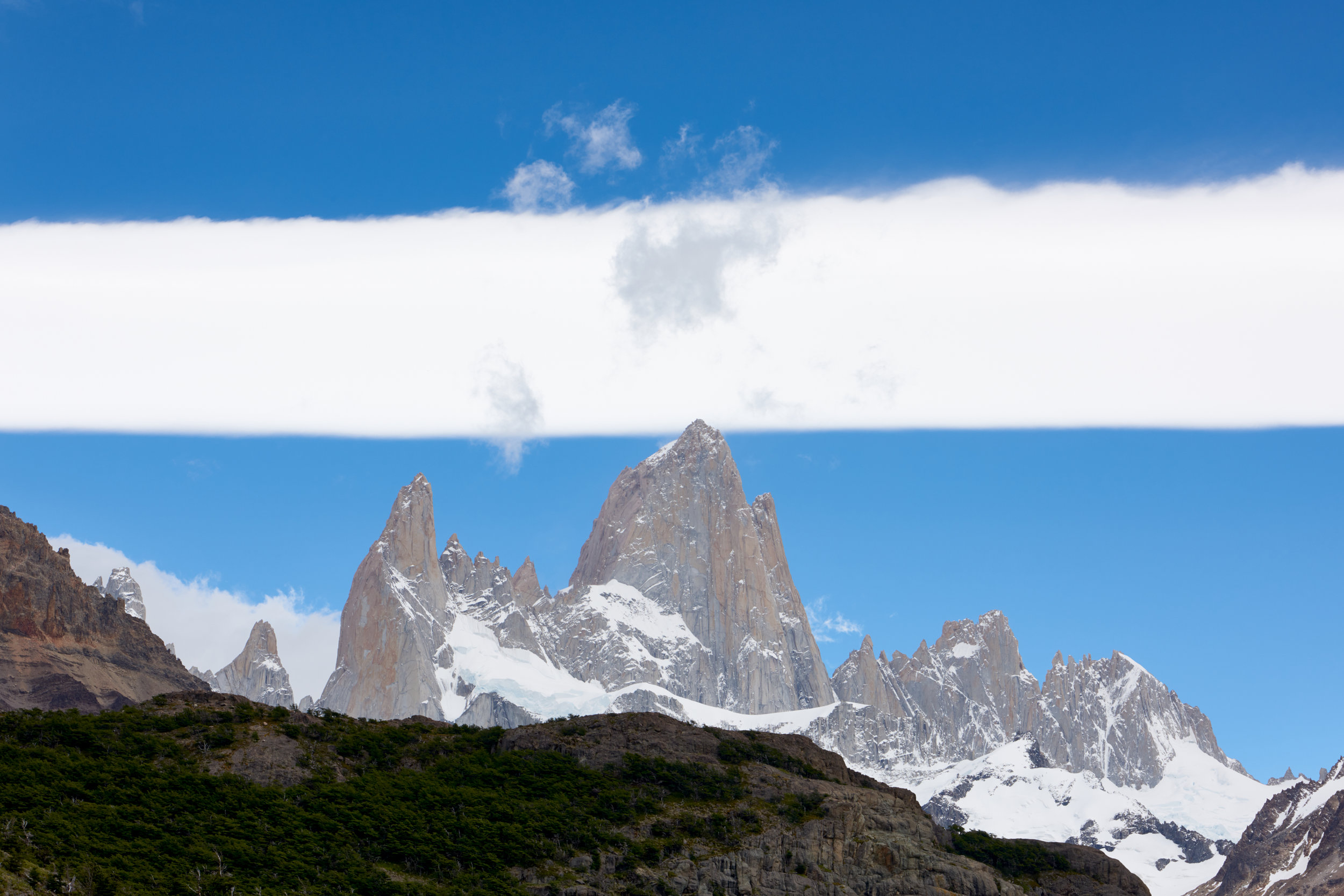 Untitled, Mount Fitz Roy, Patagonia, 2016