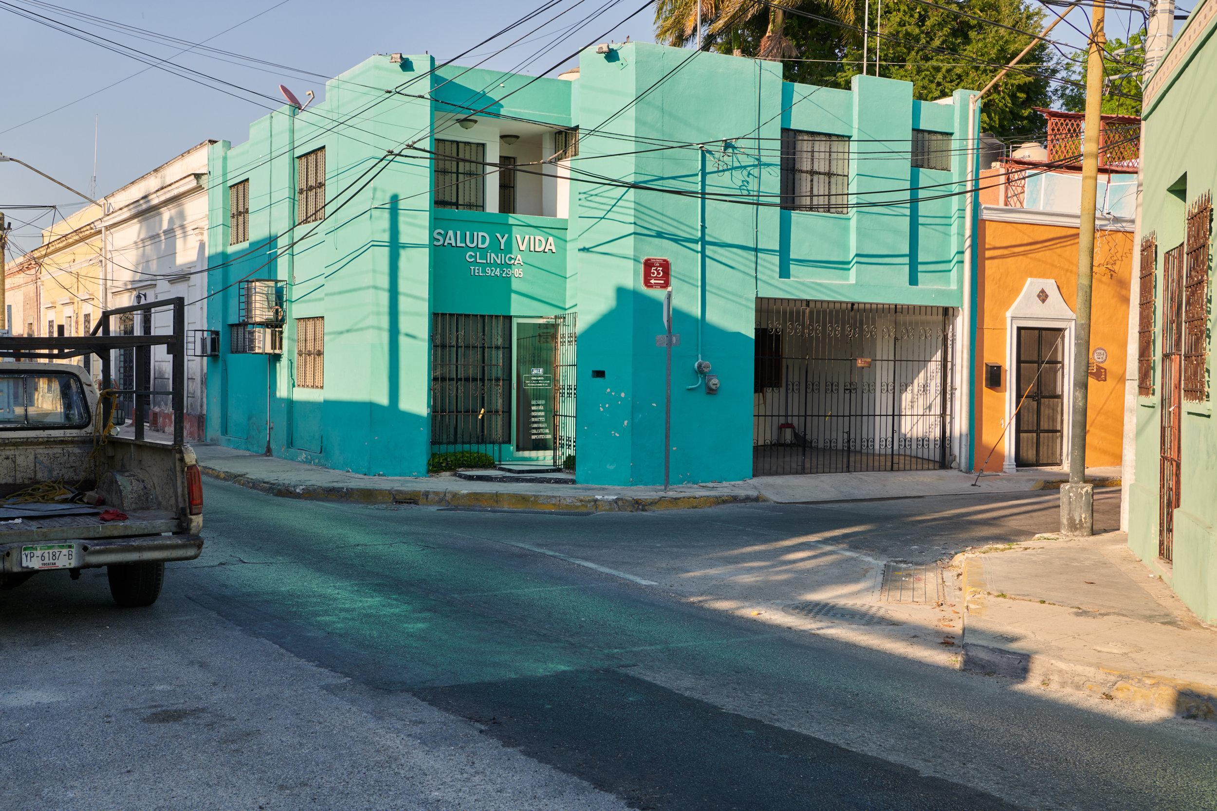 Salud y vida, Mérida, 2018