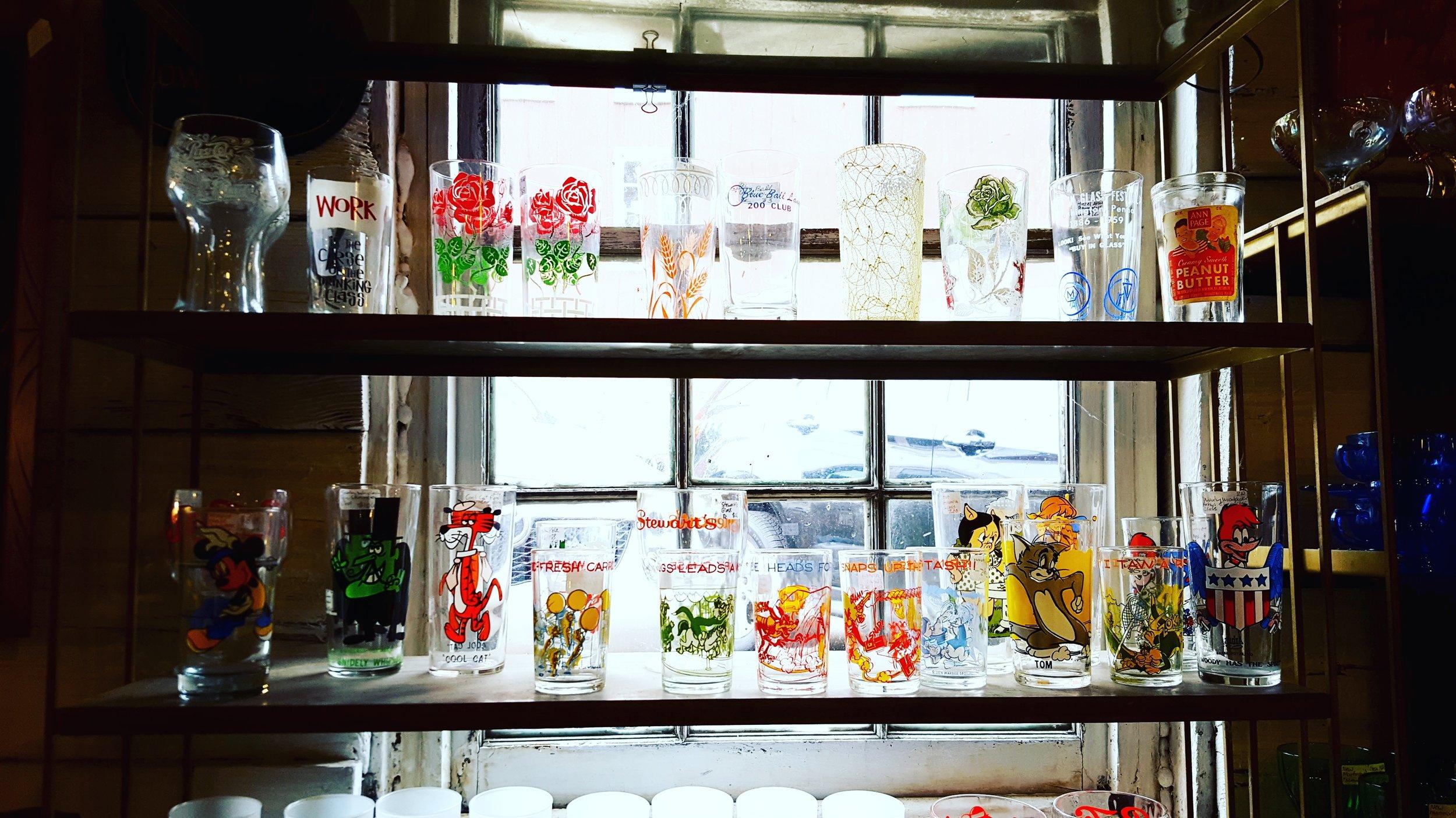 Juice Glass Heaven