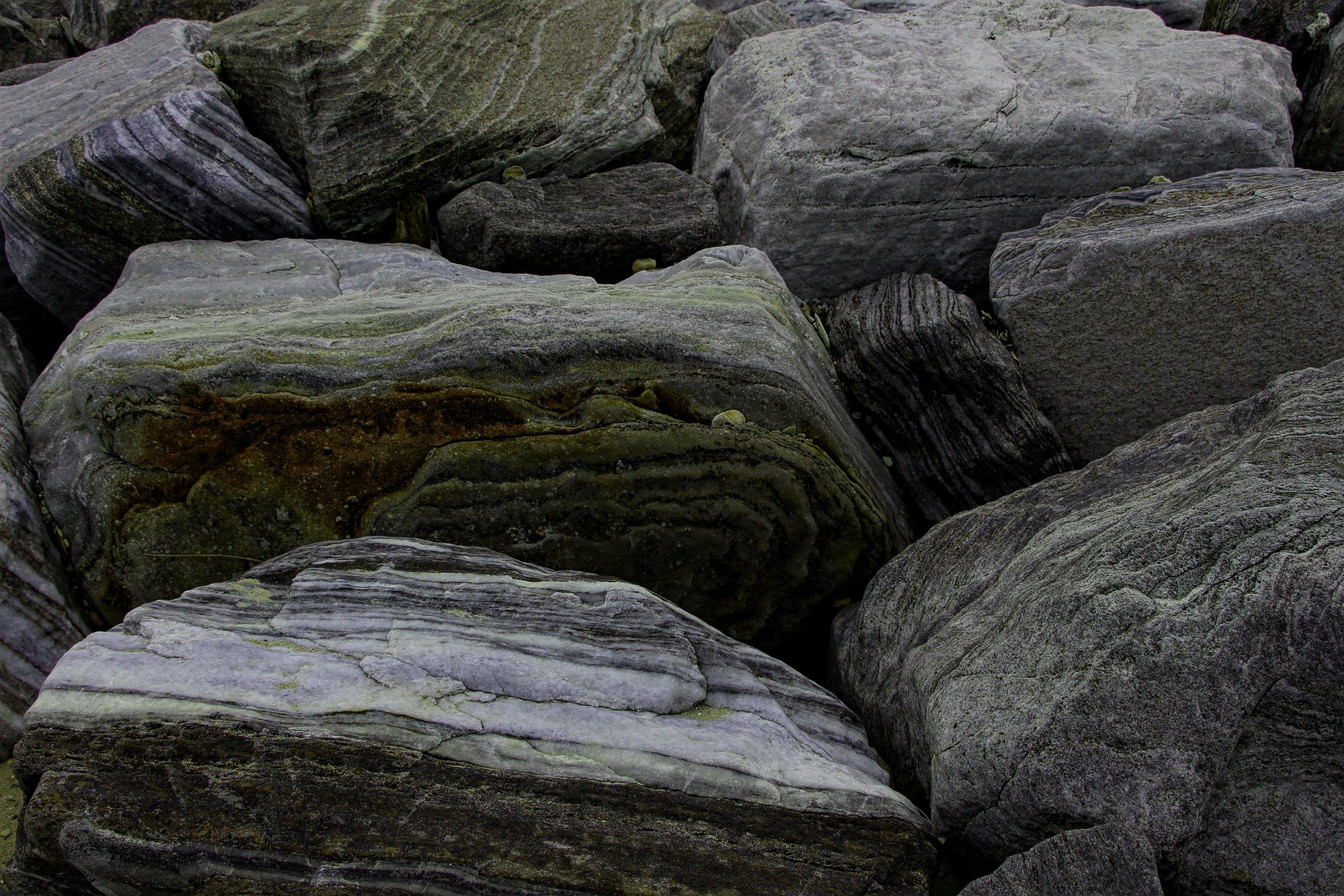 Point Lookout Boulders