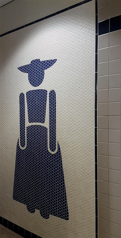 Overlook No Details - Women's Restroom