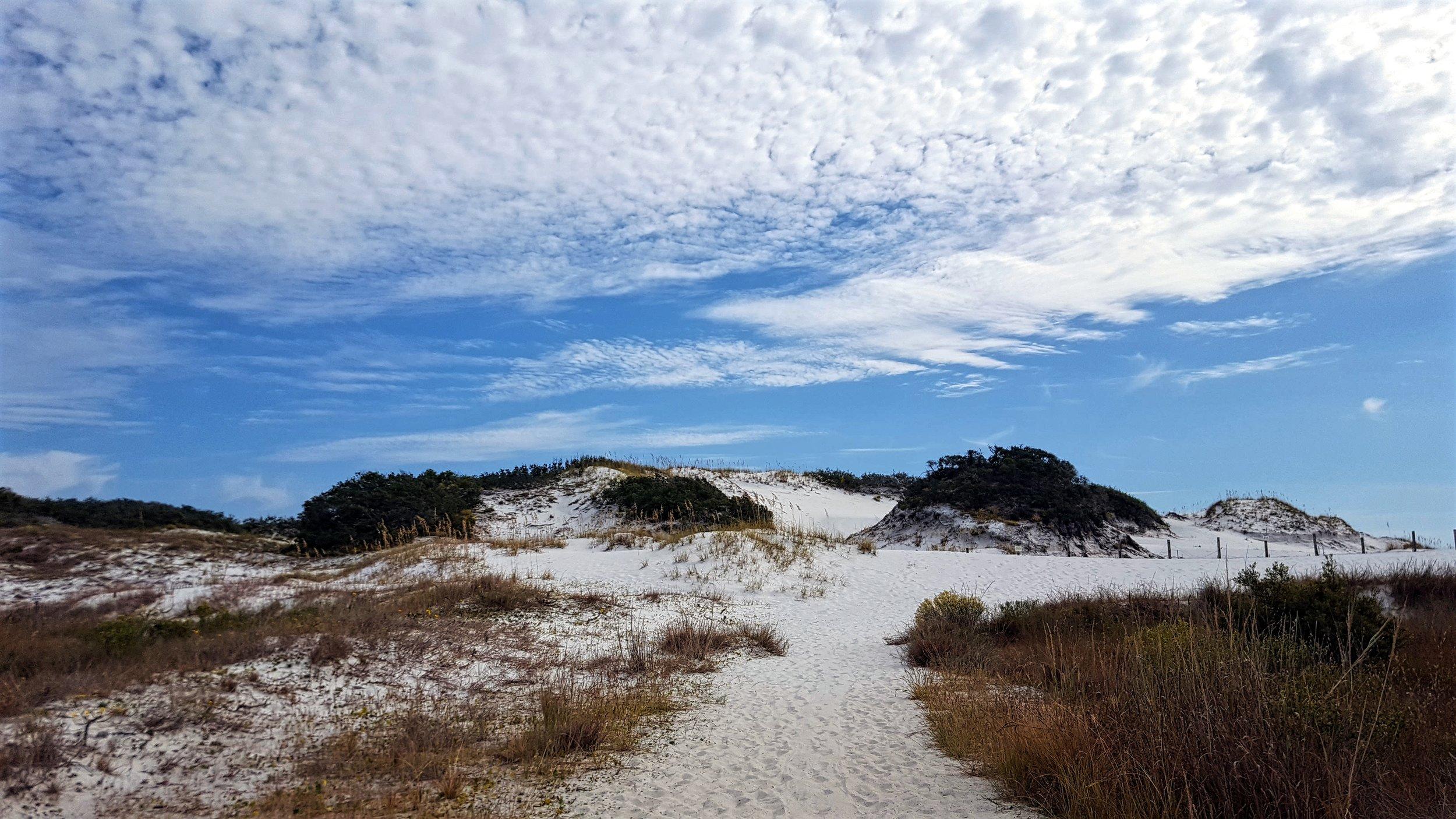 Okaloosa Island Dunes