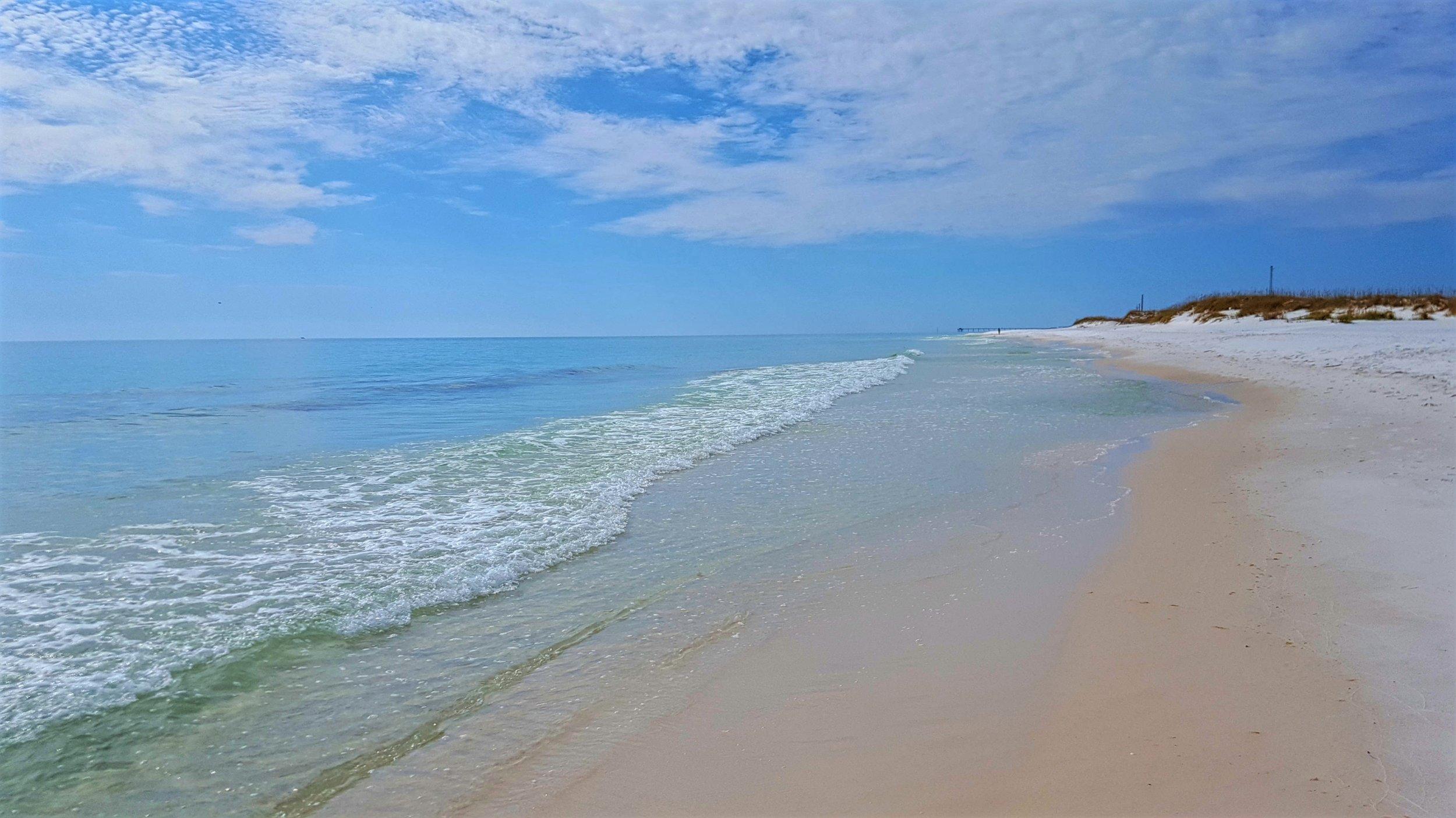 Okaloosa Beach