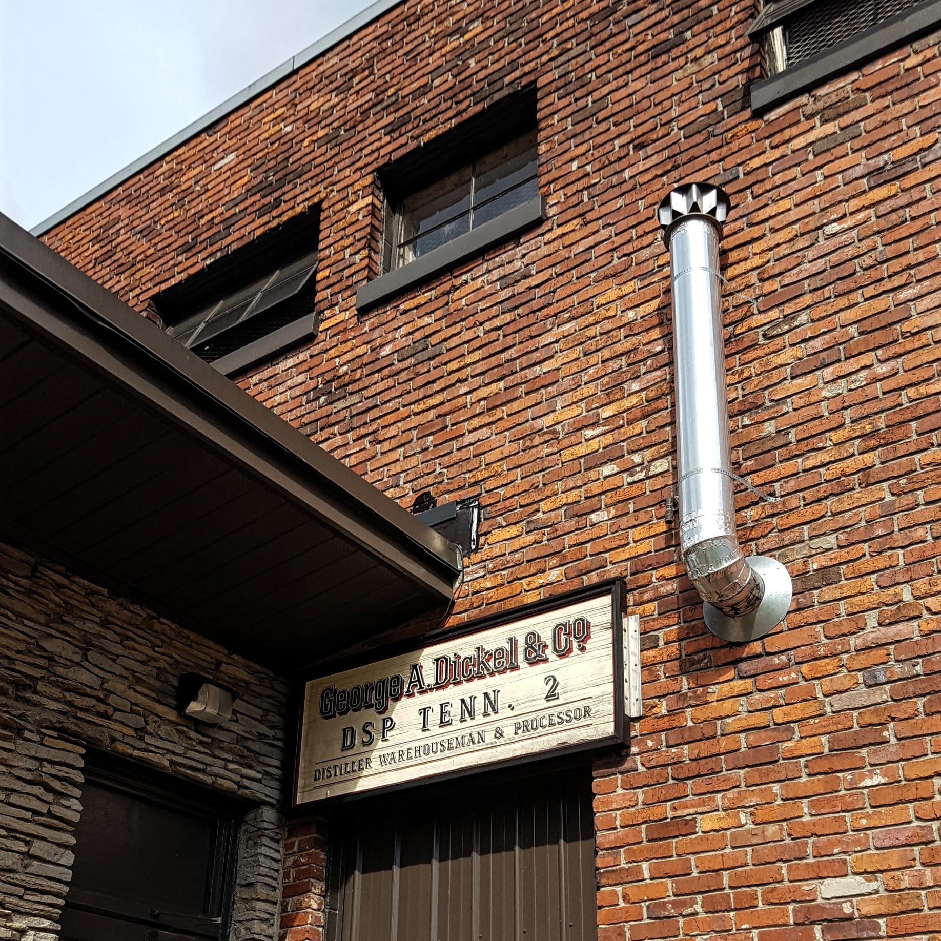 Distillery Front Door