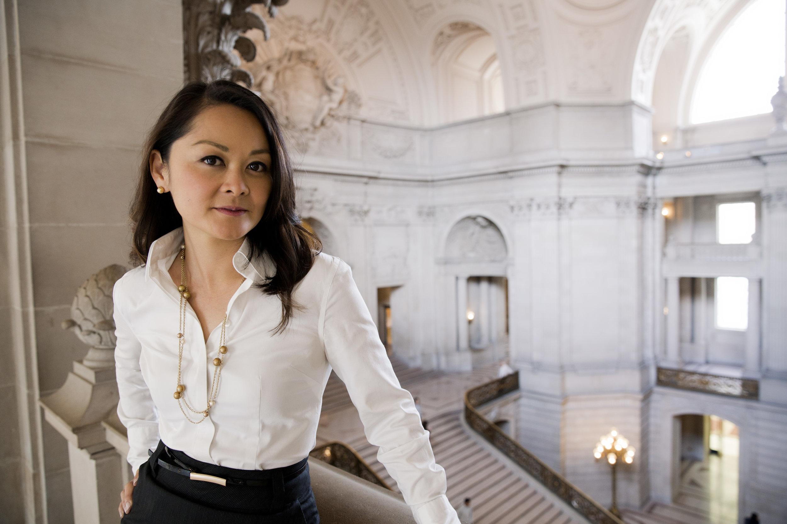 Carmen Chu, American Politician