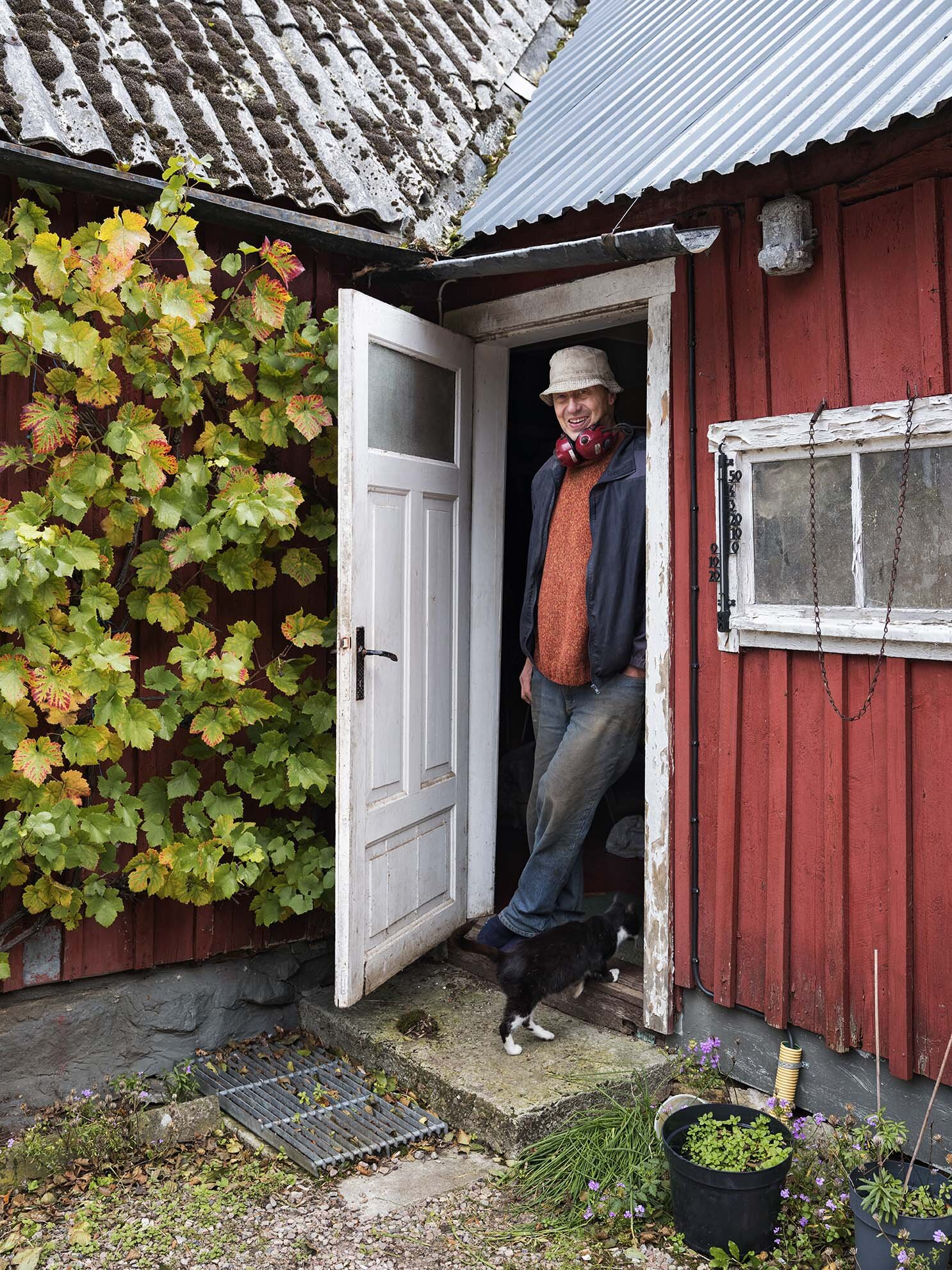 Dan. Torekov, Sweden