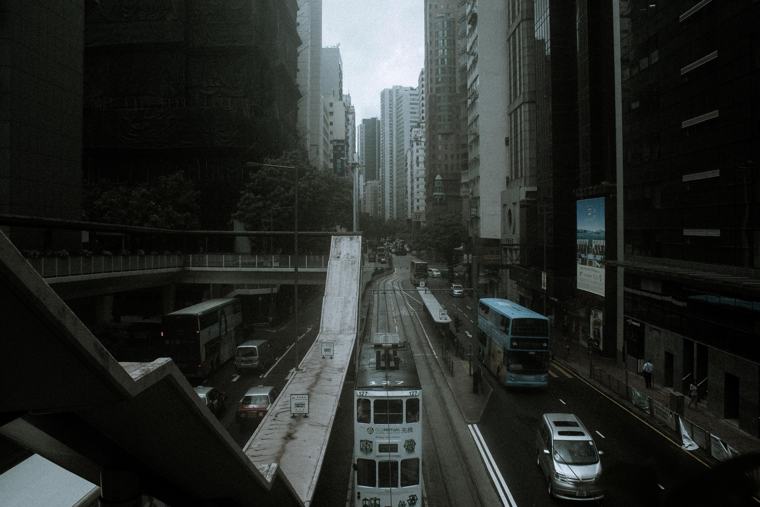 LRT in Hong Kong