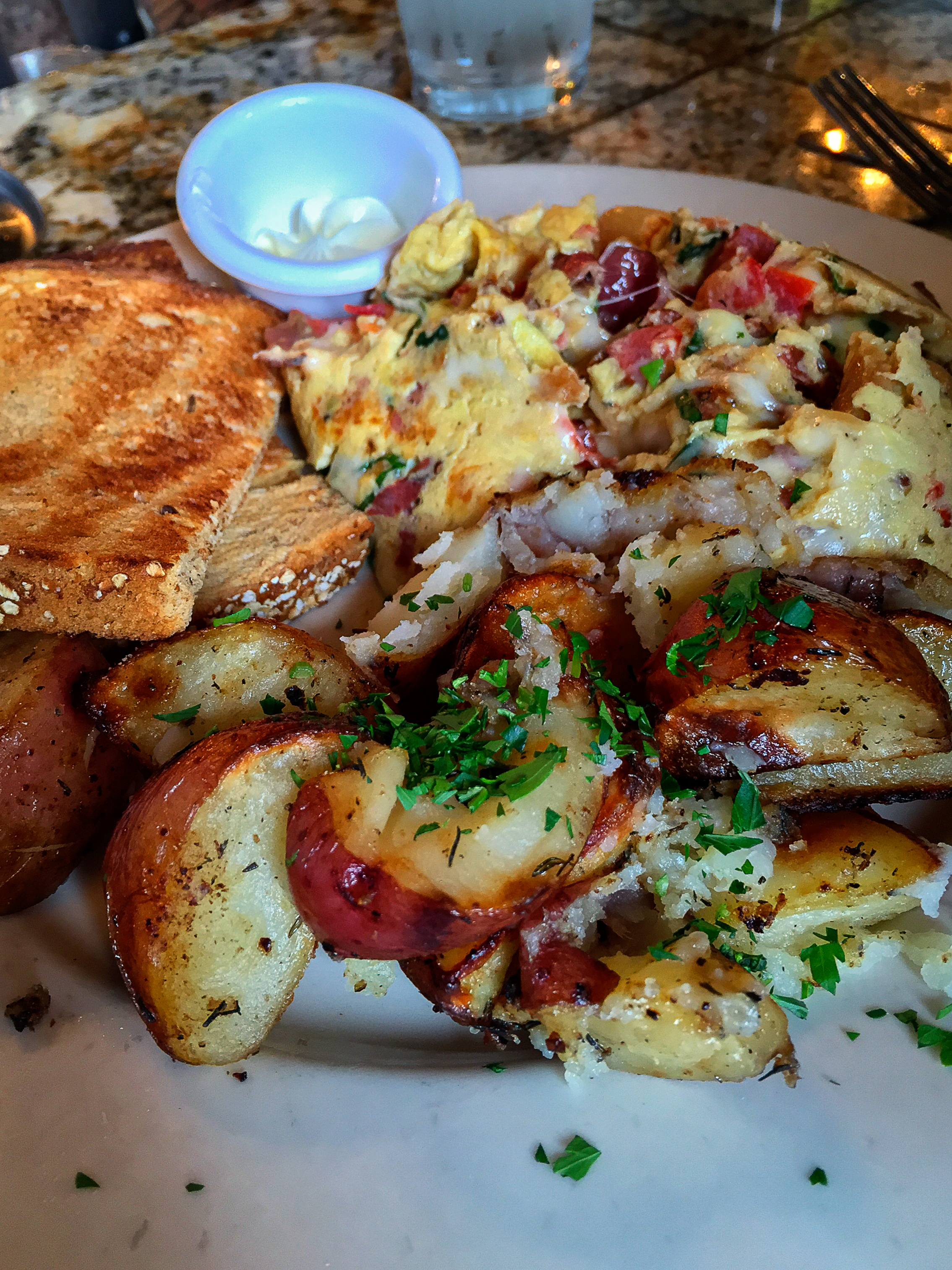 Mother's Bistro & Bar -Mike's Special Scramble