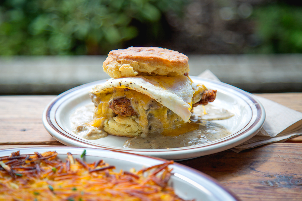 Pine State Biscuits - The Reggie Deluxe