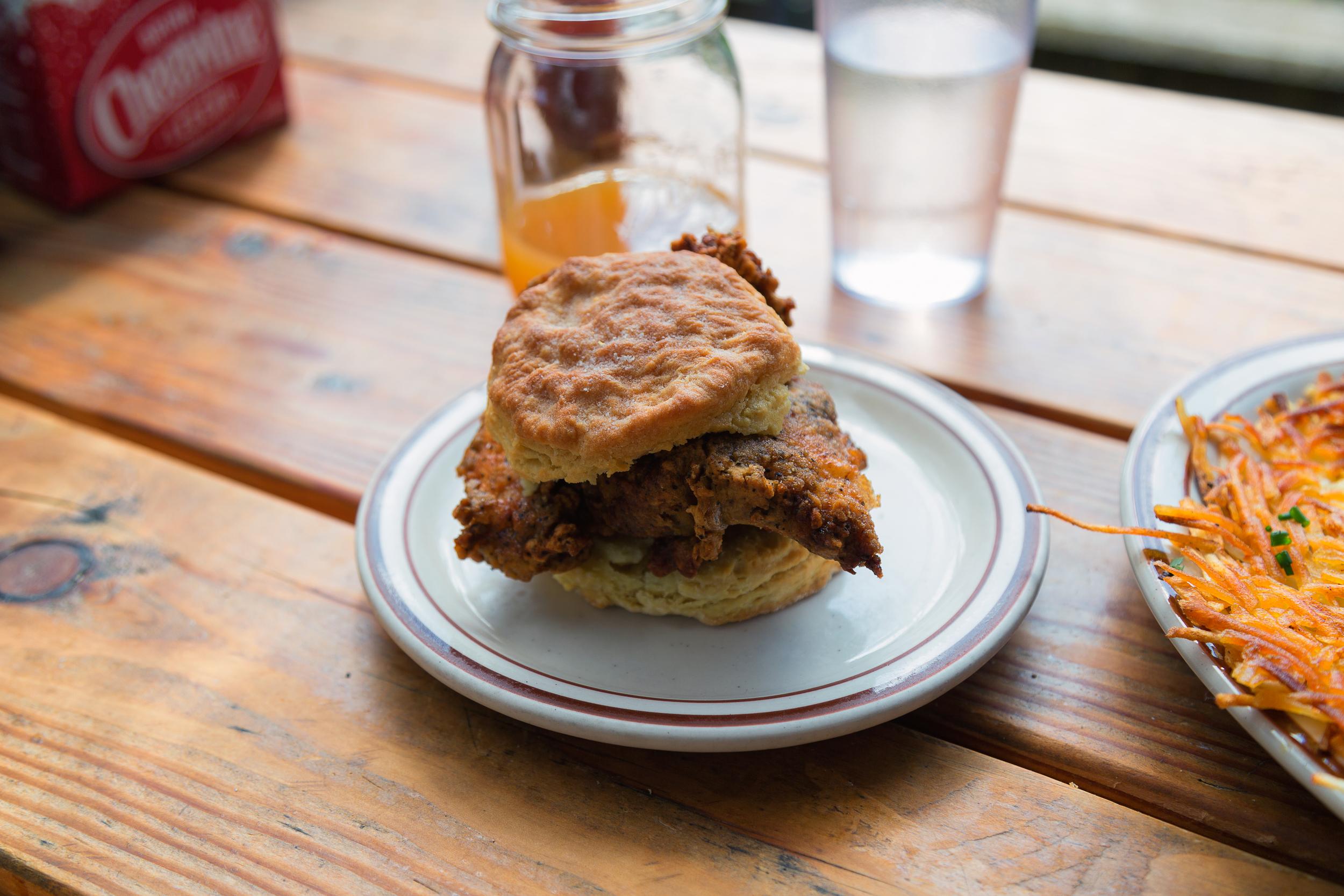 Pine State Biscuits - Chicken Biscuit
