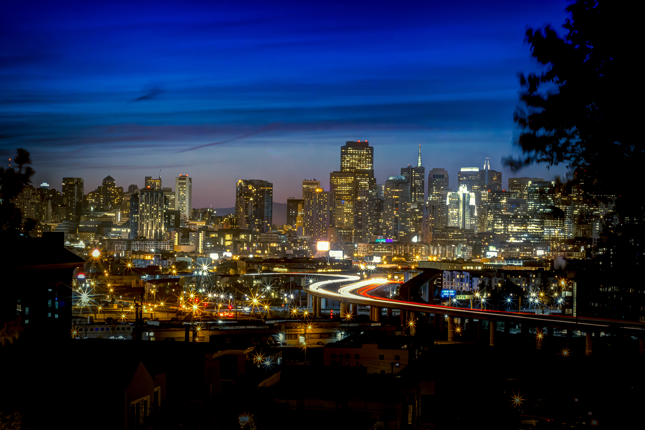 Potrero Hills Photo Spot - San Francisco - Eric Bravo Photography