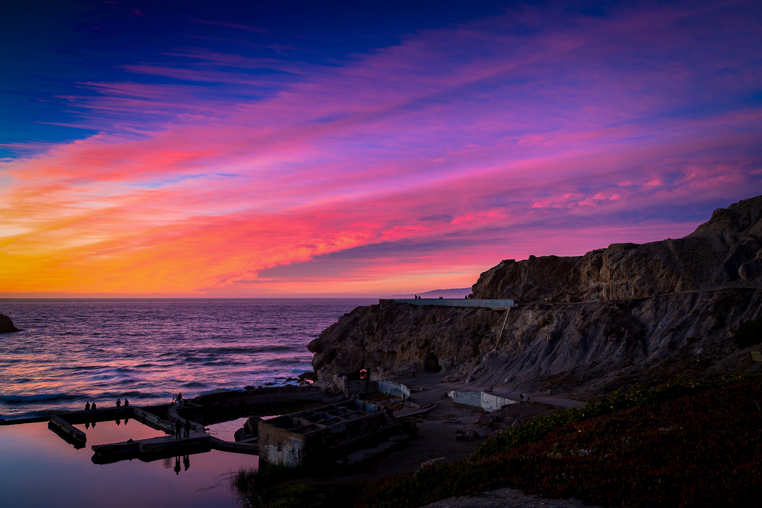 Sutro Baths - San Francisco Travel Guide - Eric Bravo Photography