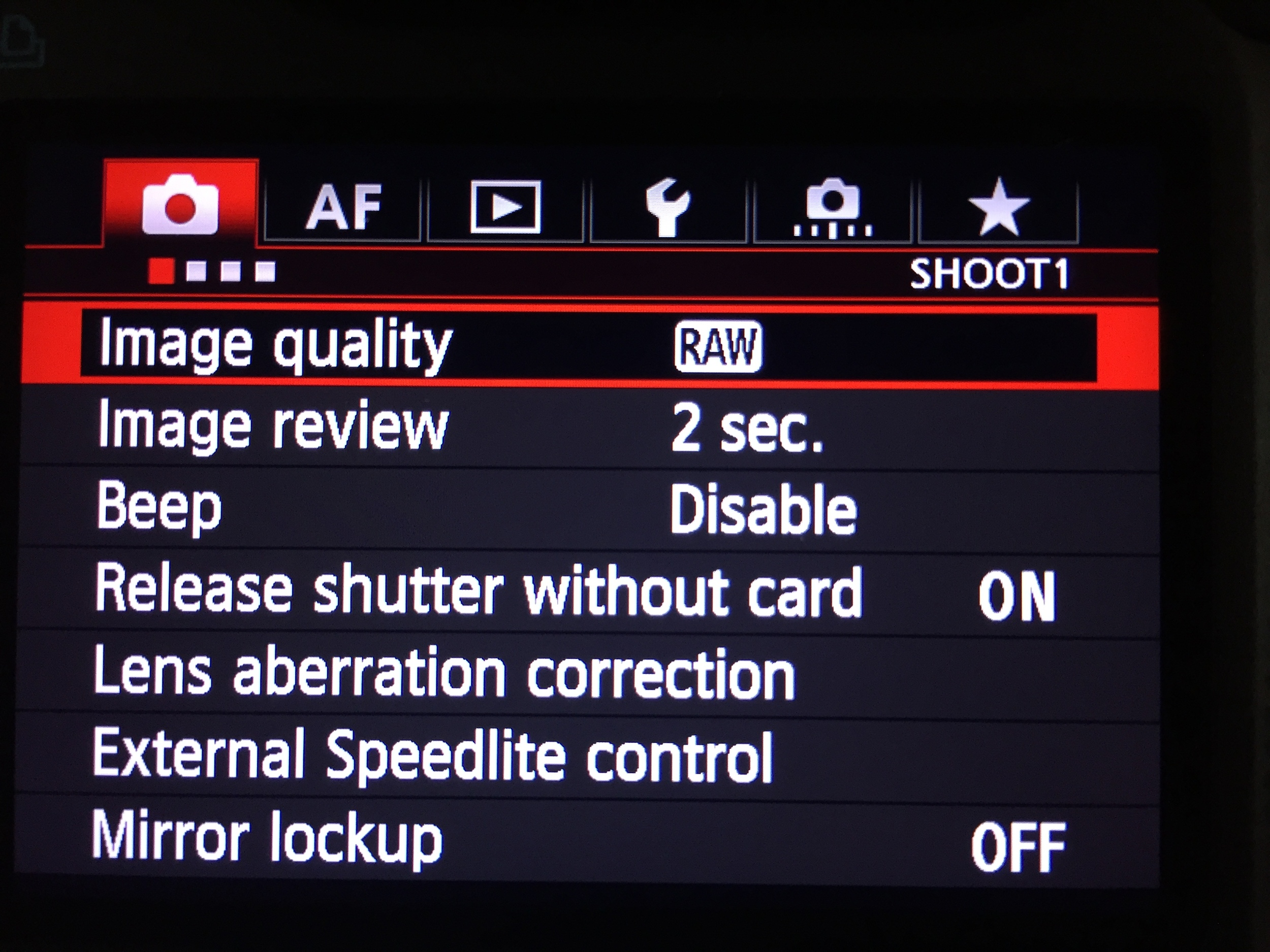 Shoot in RAW -HDR Tutorial