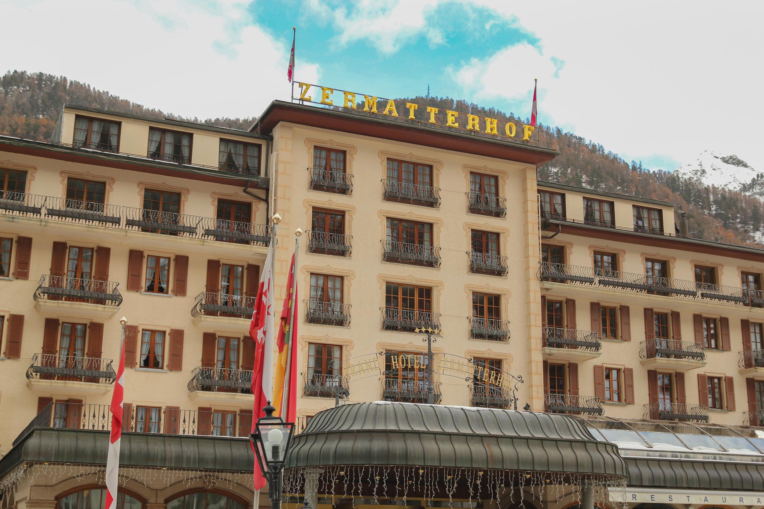 Zermatterhof - Zermatt Travel Guide