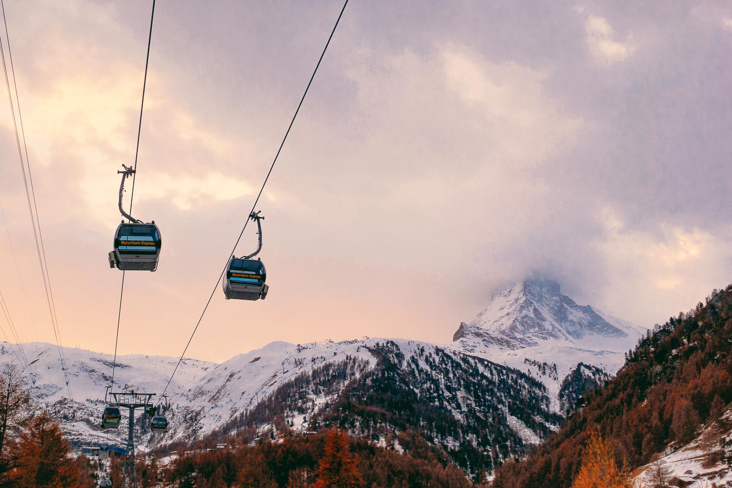 Zermatt Transportation - No Car Policy - Zermatt Travel Guide