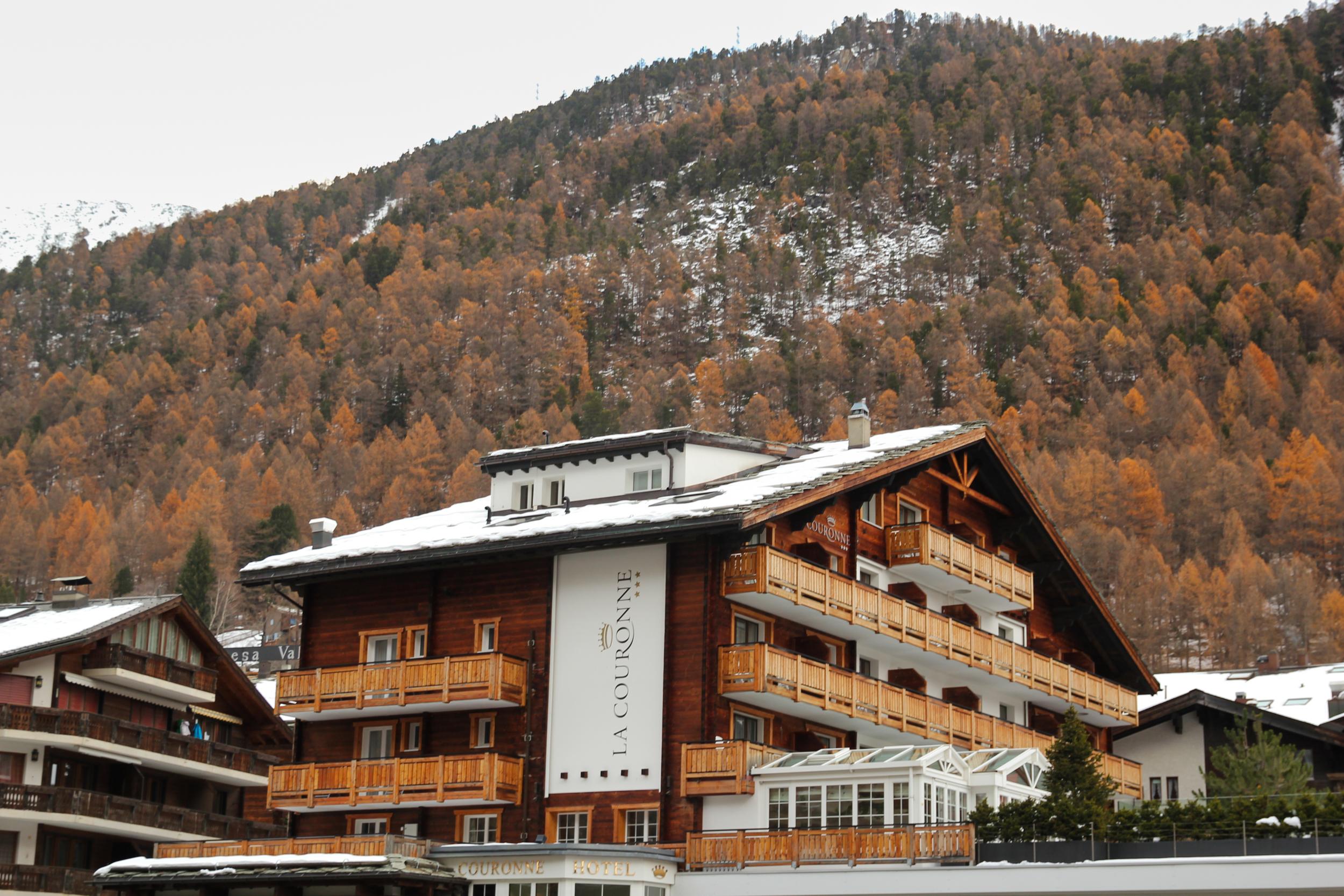 Hotel La Couronne Zermatt
