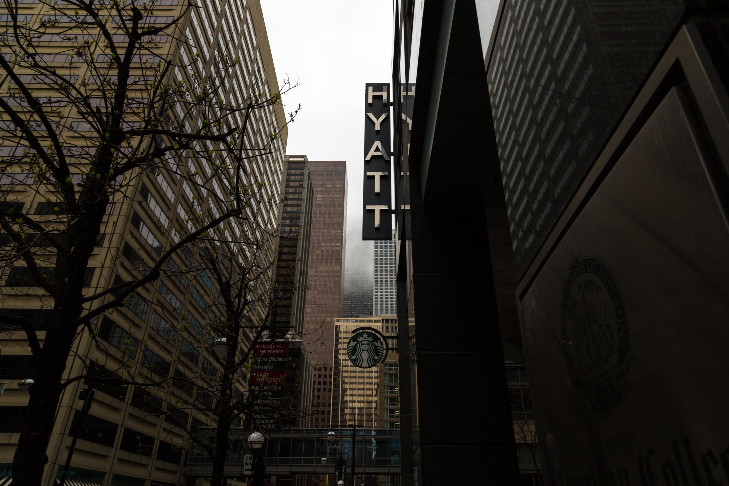 Hyatt Chicago Magnificent Mile