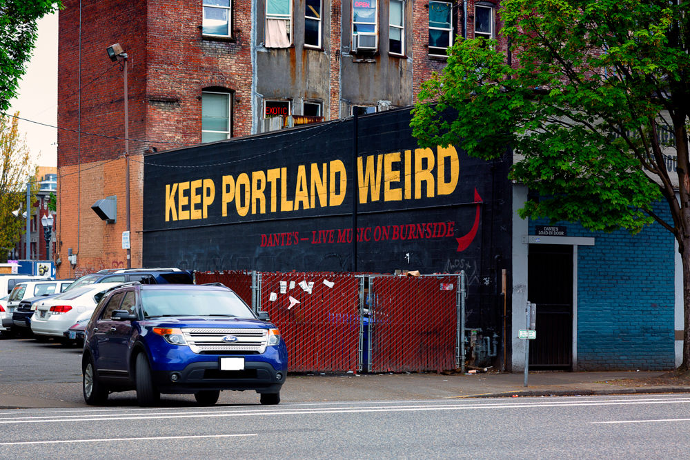 Transportation In Portland
