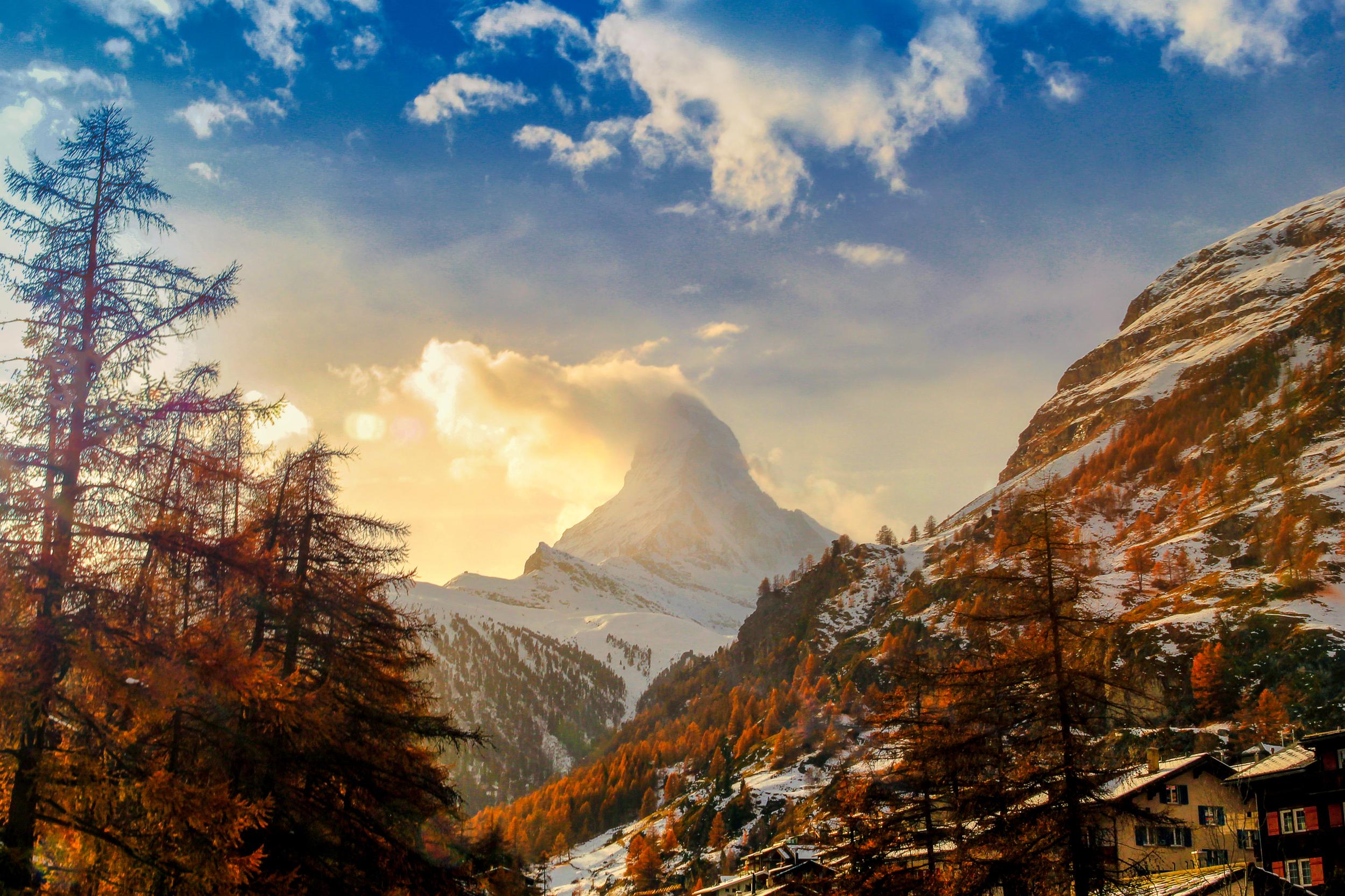 How To Get To Zermatt