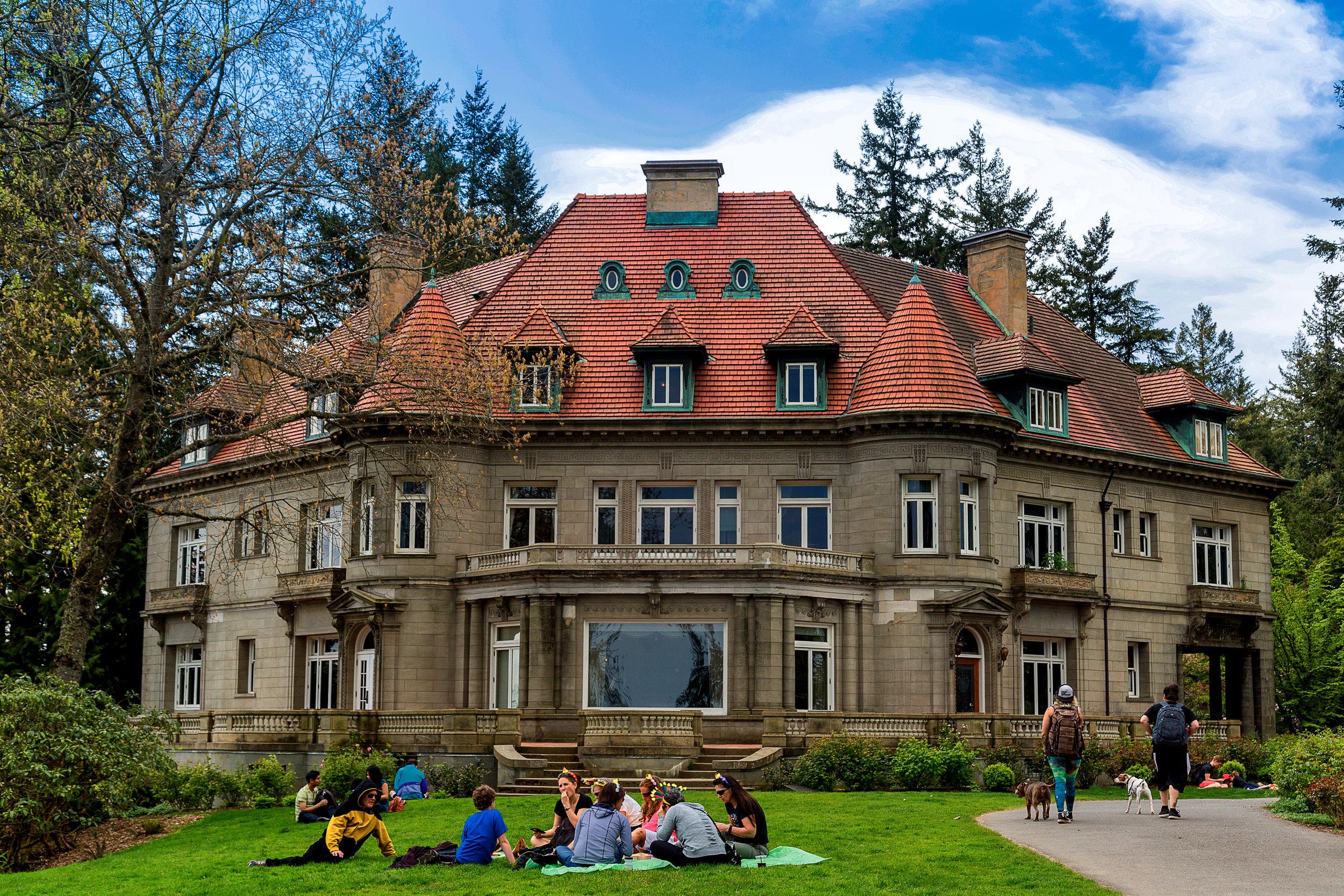 Pittock Mansion - Portland, OR