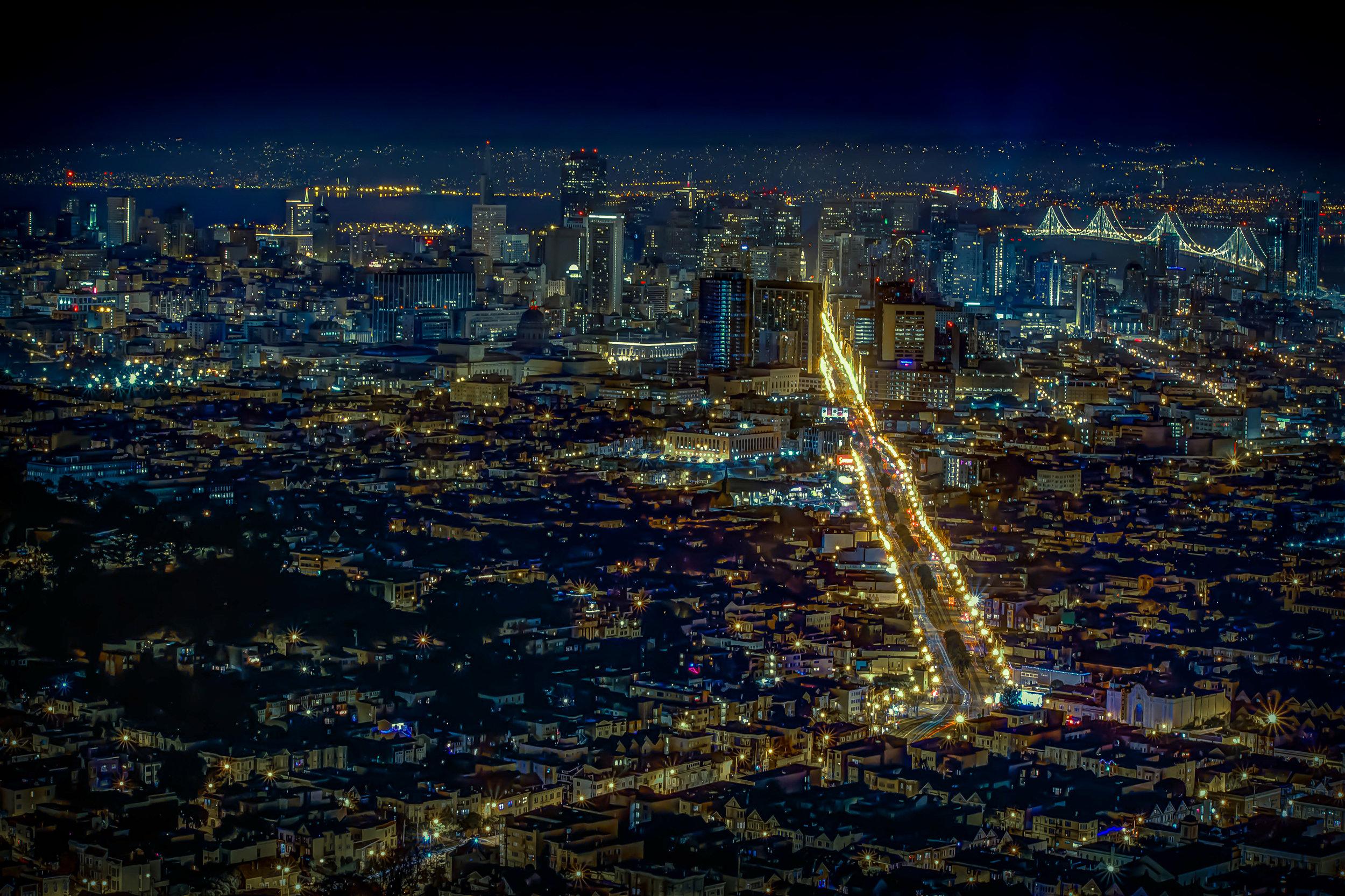 Nightlife in San Francisco