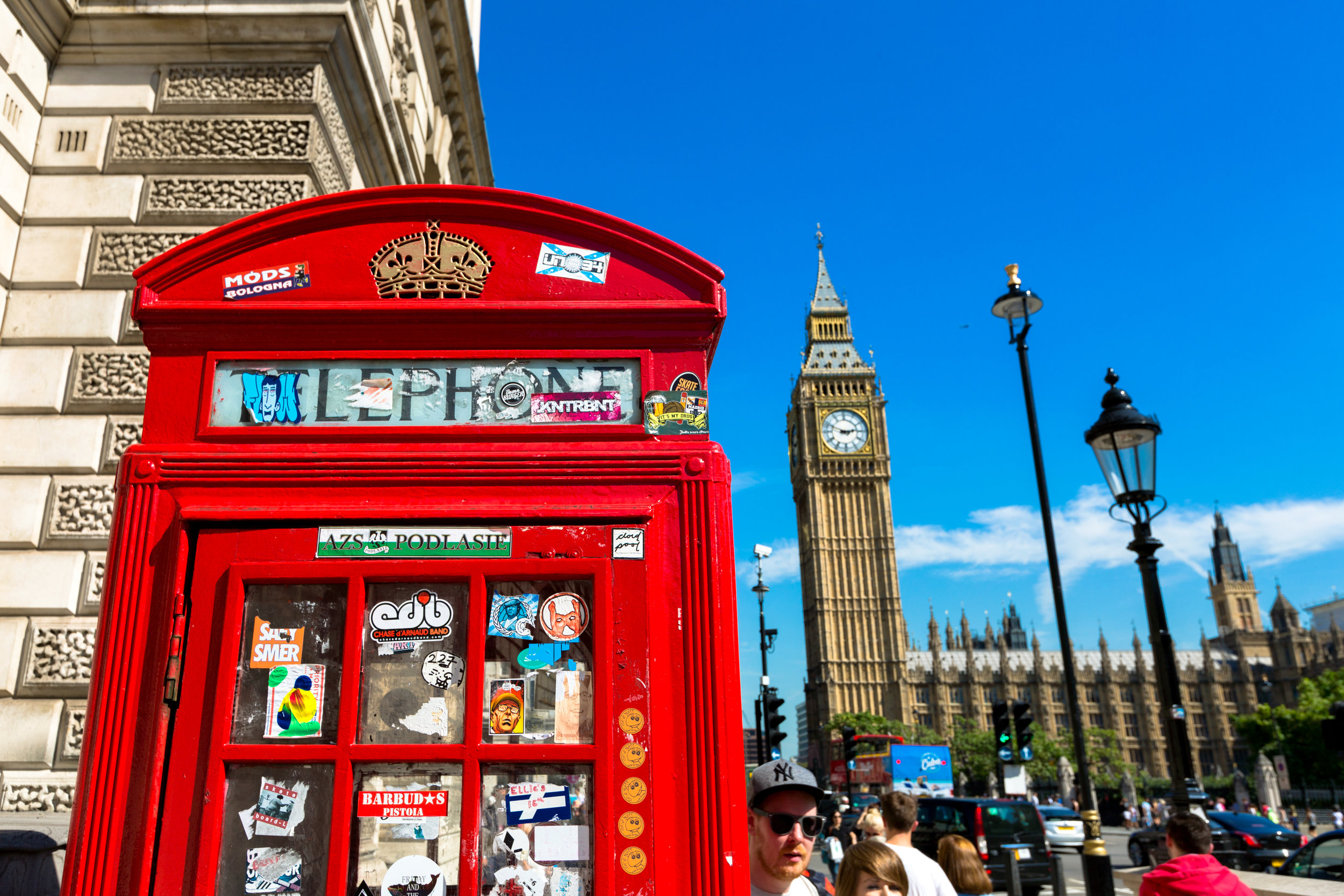 Things to see in London - Eric Bravo Photography