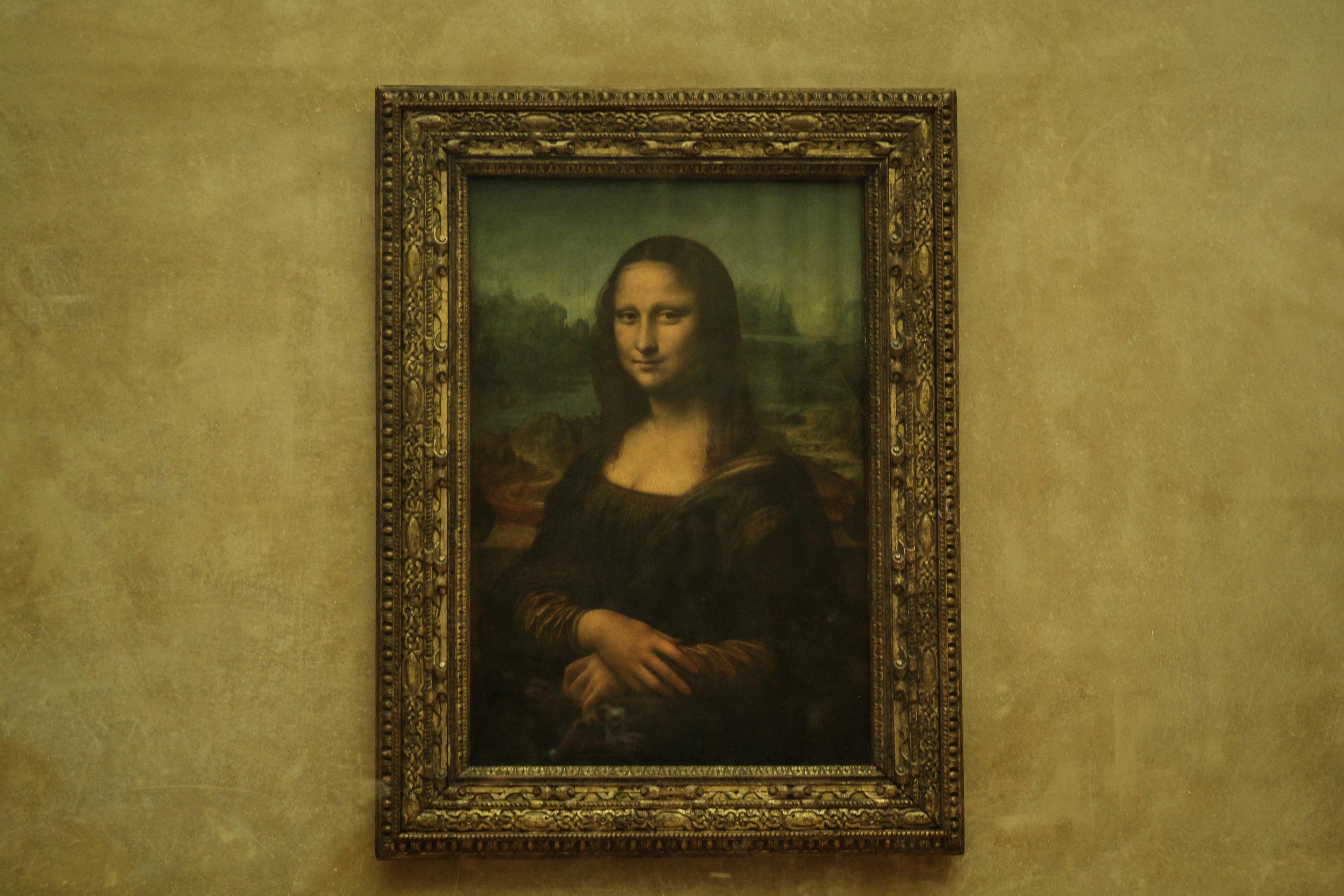 Mona Lisa - Eric Bravo Photography