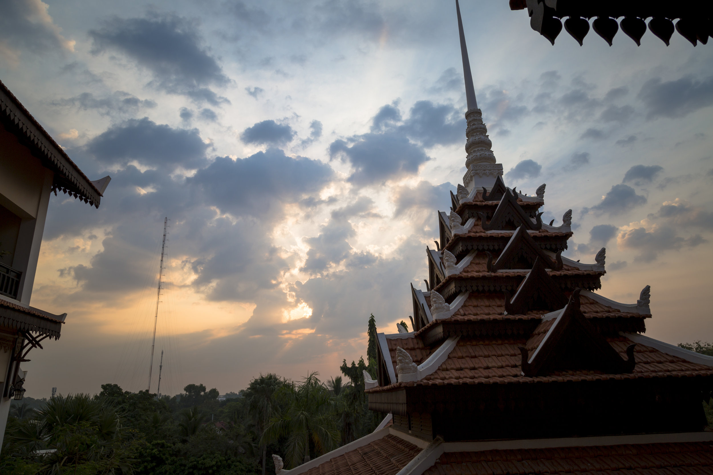 Saem Siemreap Hotel - Siem Reap, Cambodia