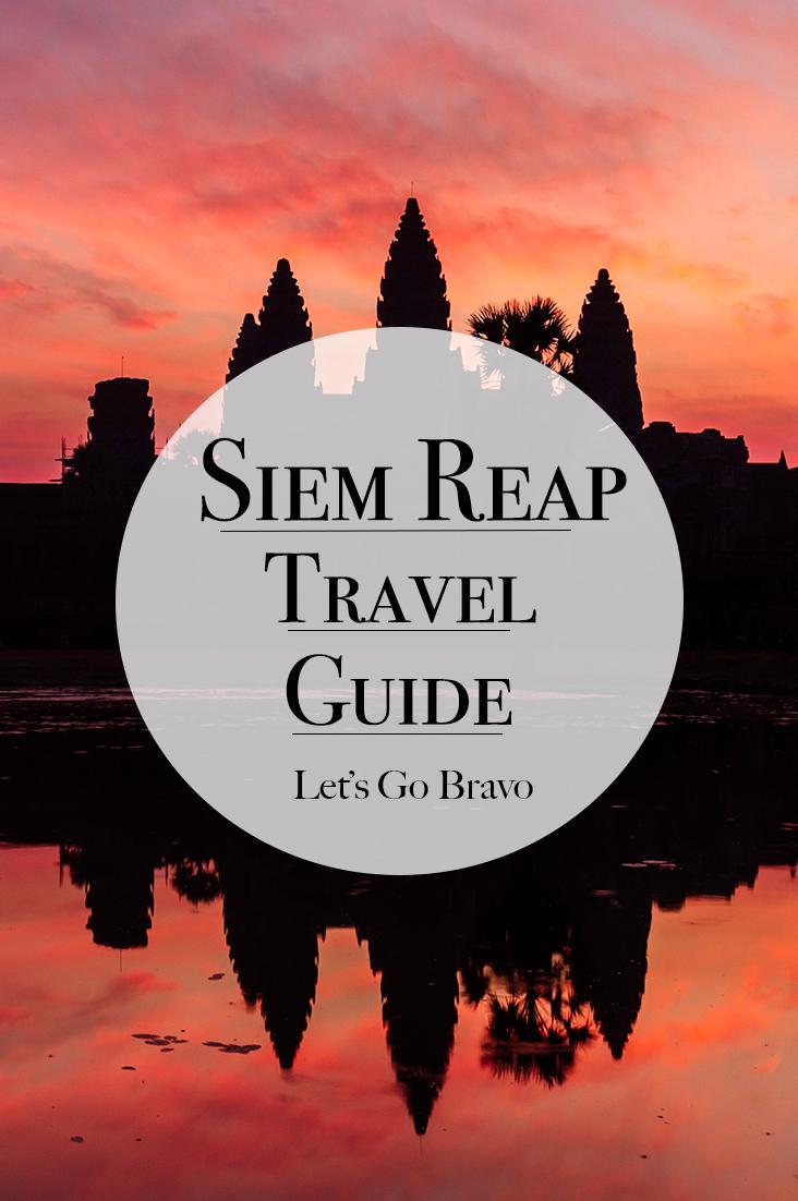 Siem Reap Travel Guide - Pinterest