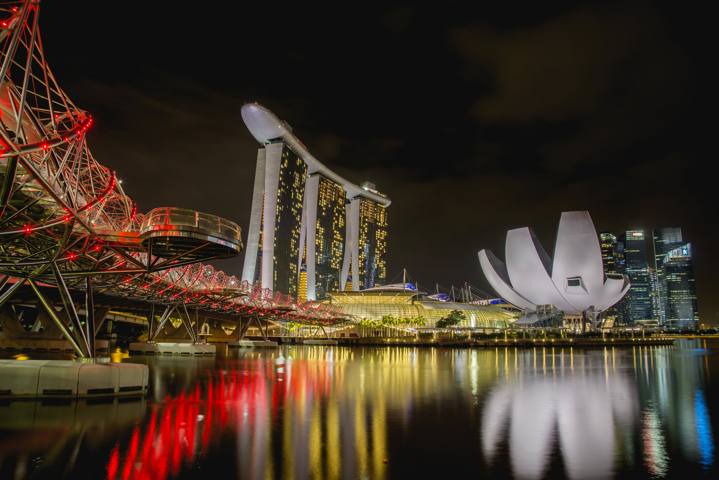 Singapore Travel Guide - Let's Go Bravo - Eric Bravo Photography