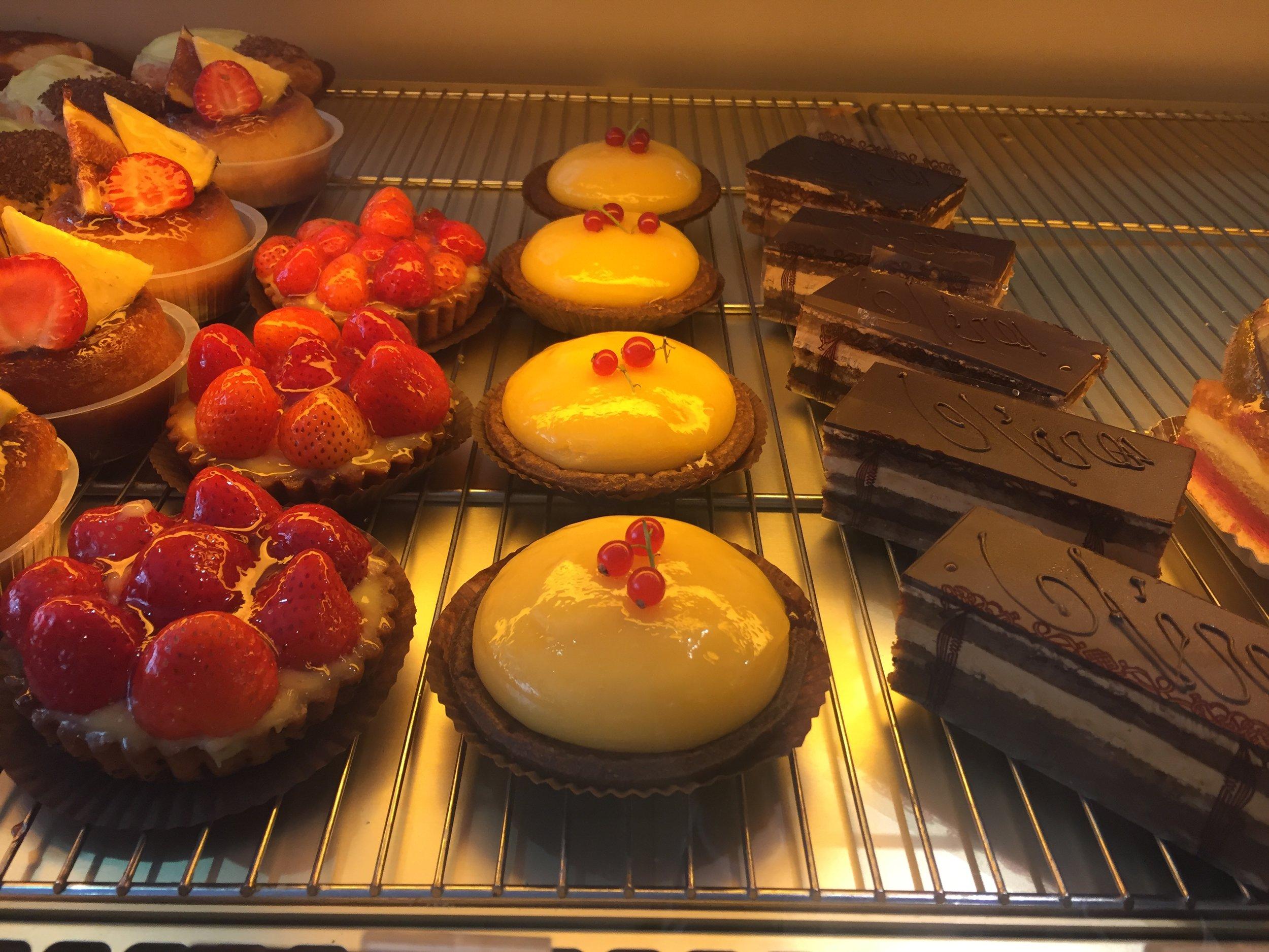 Paris Desserts - Eric Bravo Photography - Let's Go Bravo
