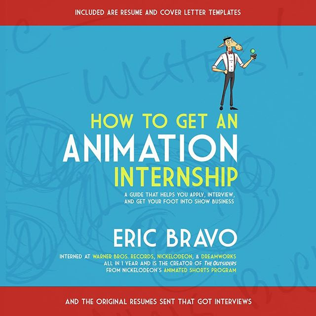 "The audiobook version of my book, ""How to Get an Animation Internship"" is live on Audible, iTunes, and Amazon now!! 📚🎧 If you are new to Audible and would like to support me, follow the link in the bio to sign up for Audible and purchase my book! 🤓 #animationjobs #internships #insidepixar #nickelodeon #disneyjobs #dreamworksanimation"