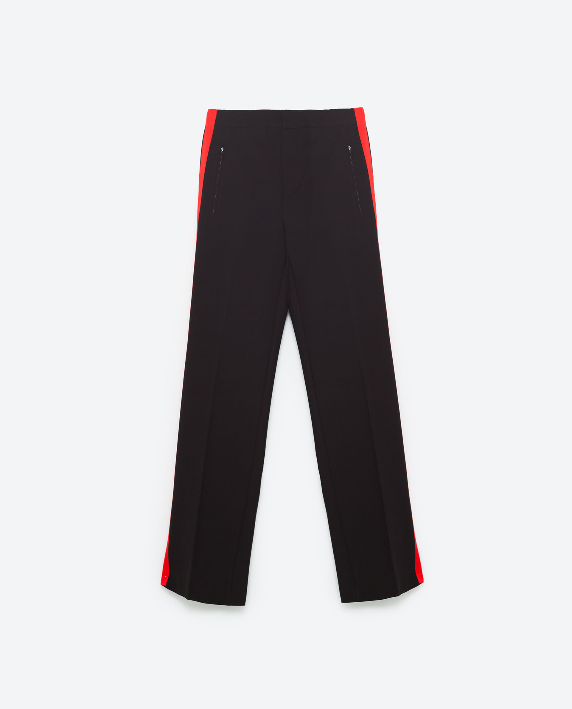 Side band trousers by Zara