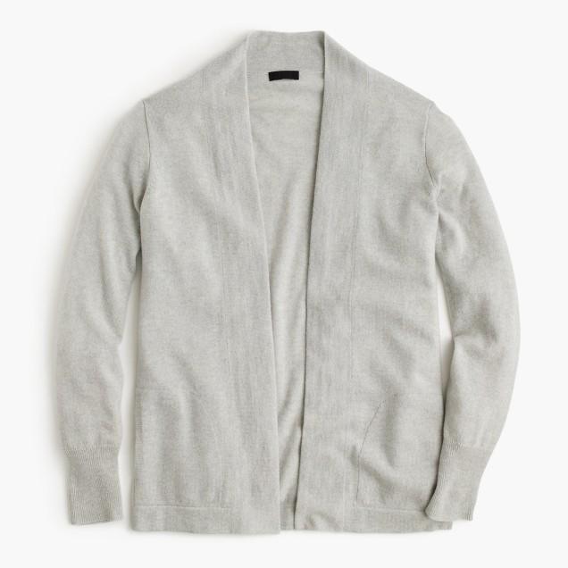 JCREW Italian Cashmere Cardigan Sweater