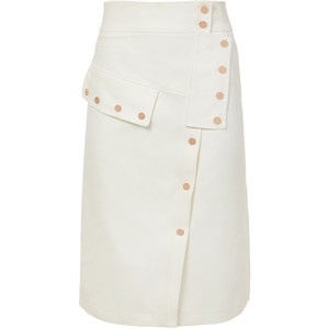 $385 - Urban Stretch Snap Skirt