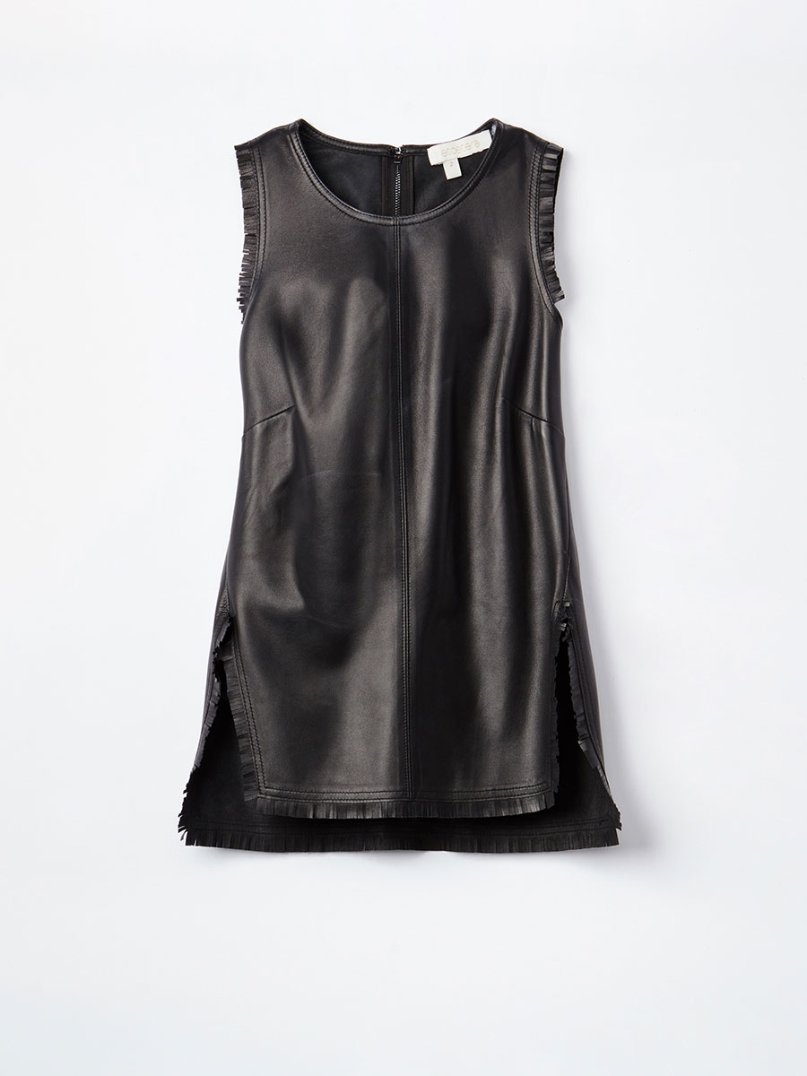 Piazza Leather Vest