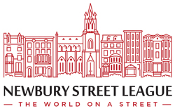 Thank you to our Wrap Up Party Prize Sponsor, the Newbury Street League!