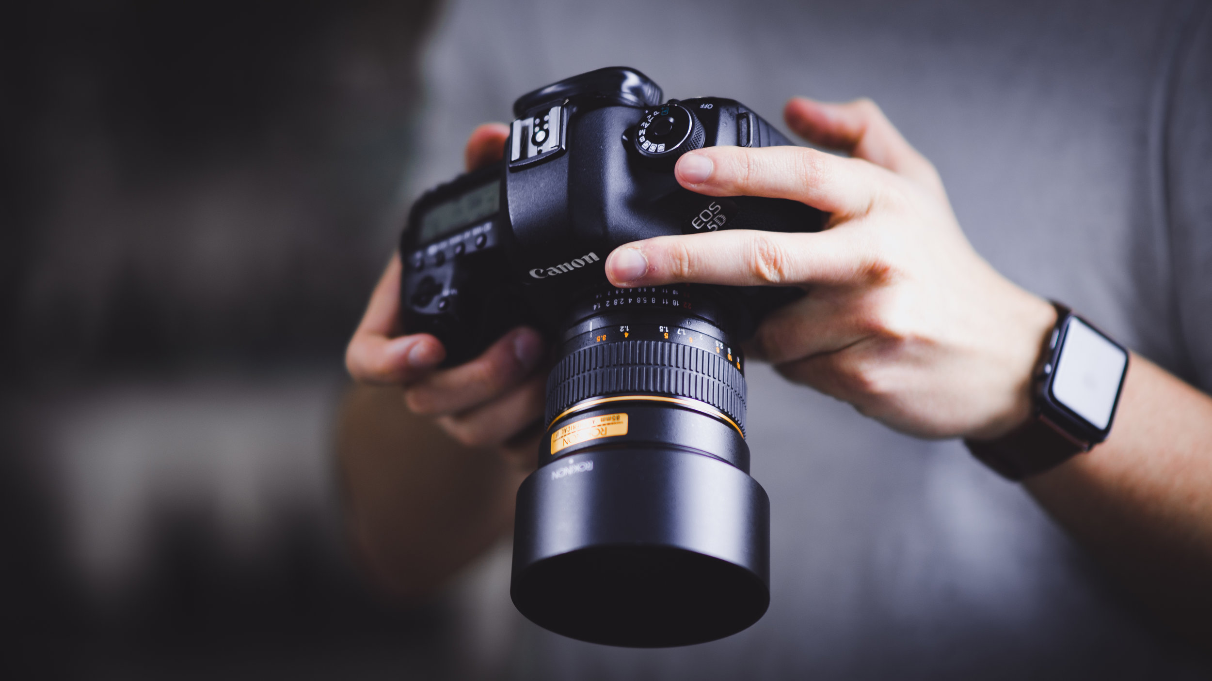 We know a thing or two about photography. - Being a company of many talents, our team is skilled in both the art of photography & cinematography.