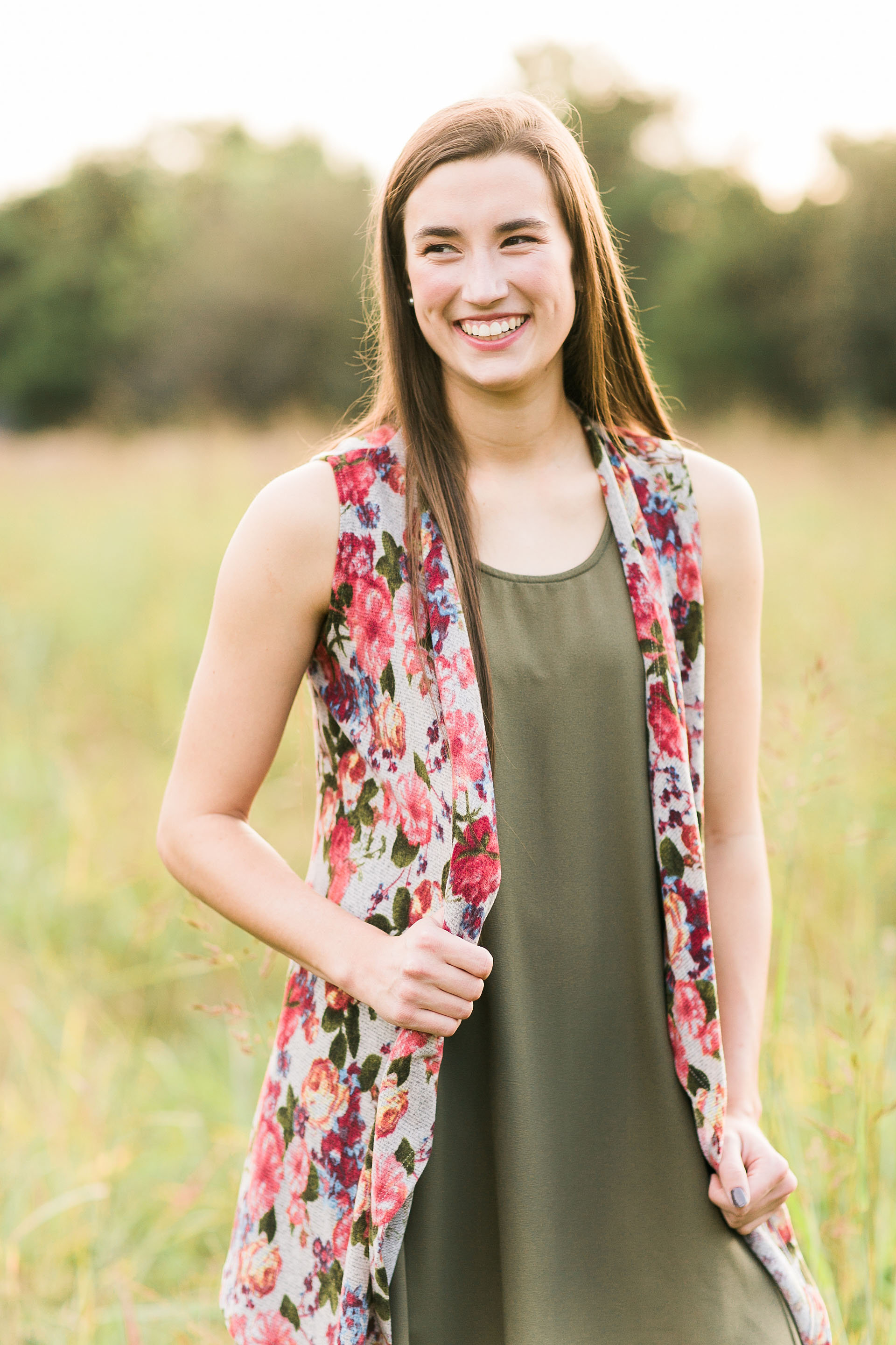 SENIOR PORTRAITS:  EMILY
