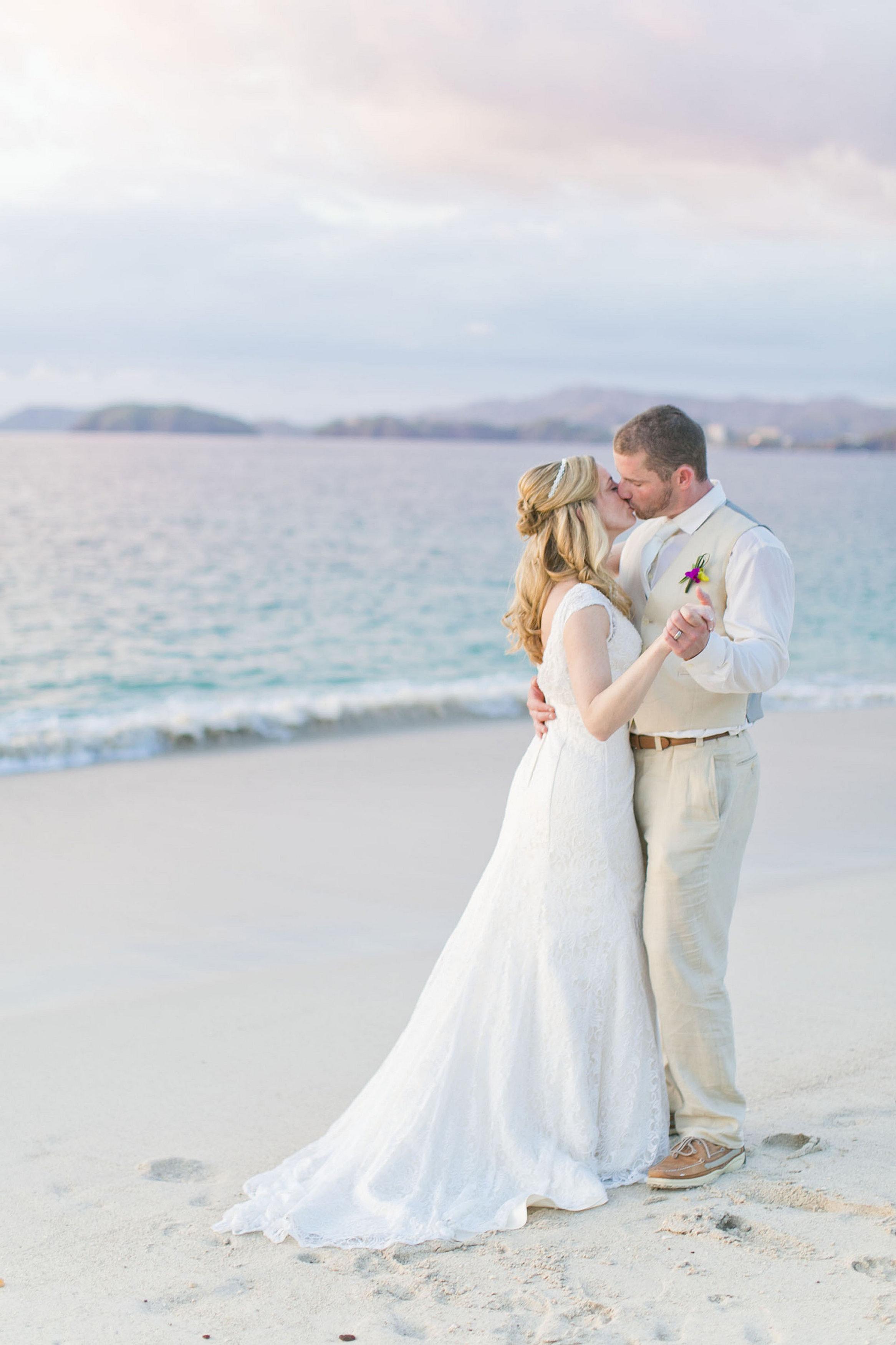 COSTA RICA DESTINATION WEDDING:  ALISA + STEVE