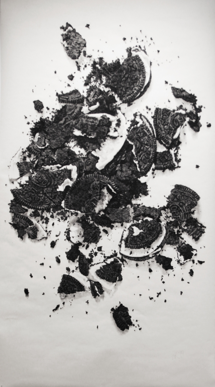 Cracked Oreos No. 7