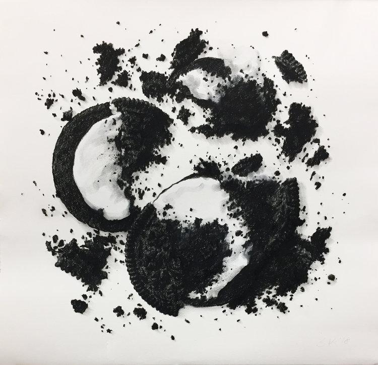 Cracked Oreos No. 16 (Soojin Kim)