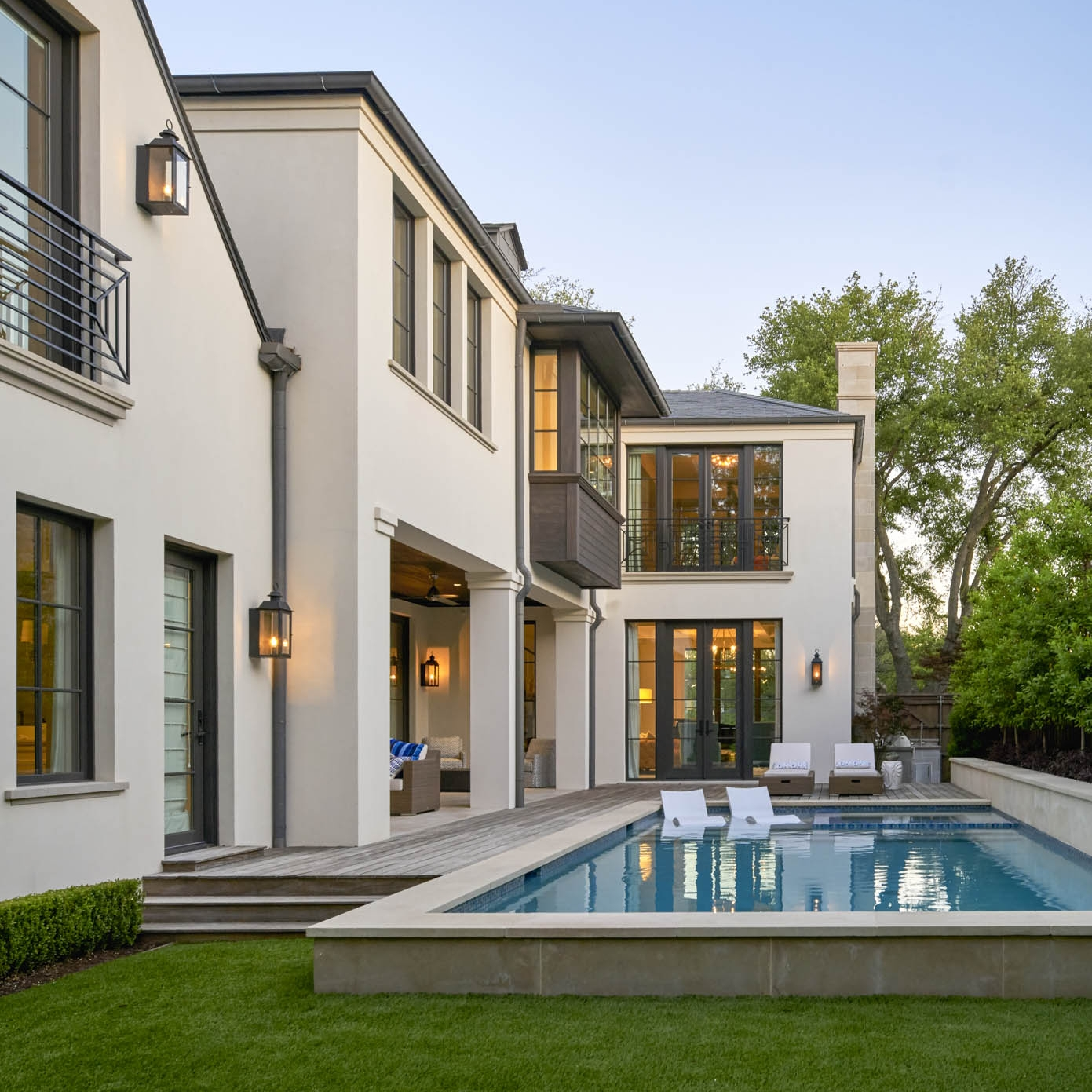 Dallas Luxury Home Design By Morgan Farrow Interiors - morganfarrow.com